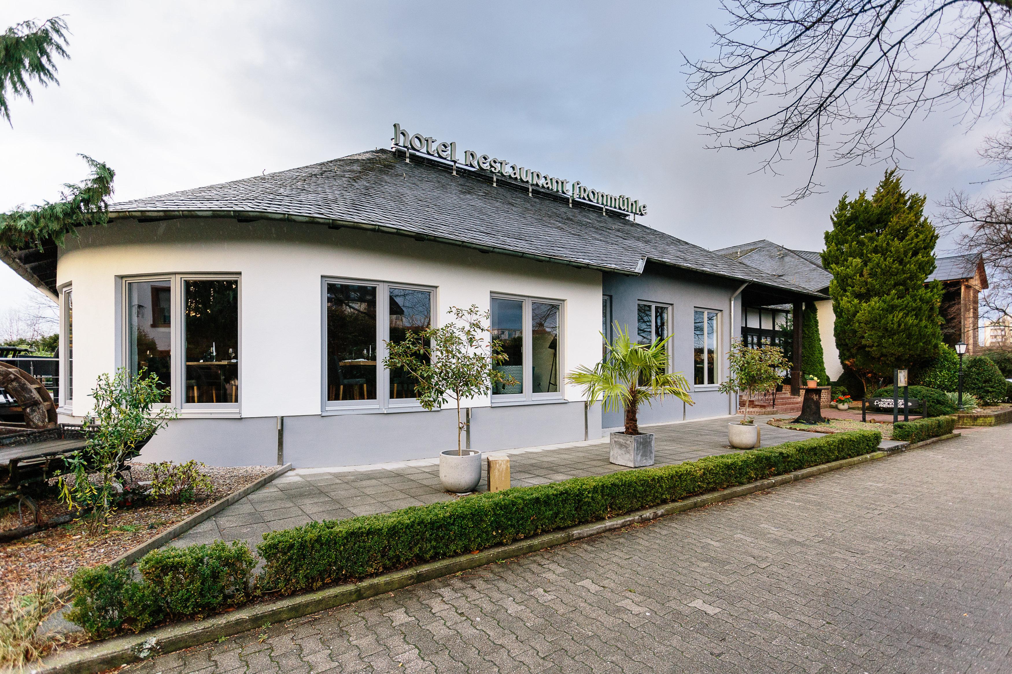 Hotel Fronmühle in Bad Dürkheim – HOTEL DE