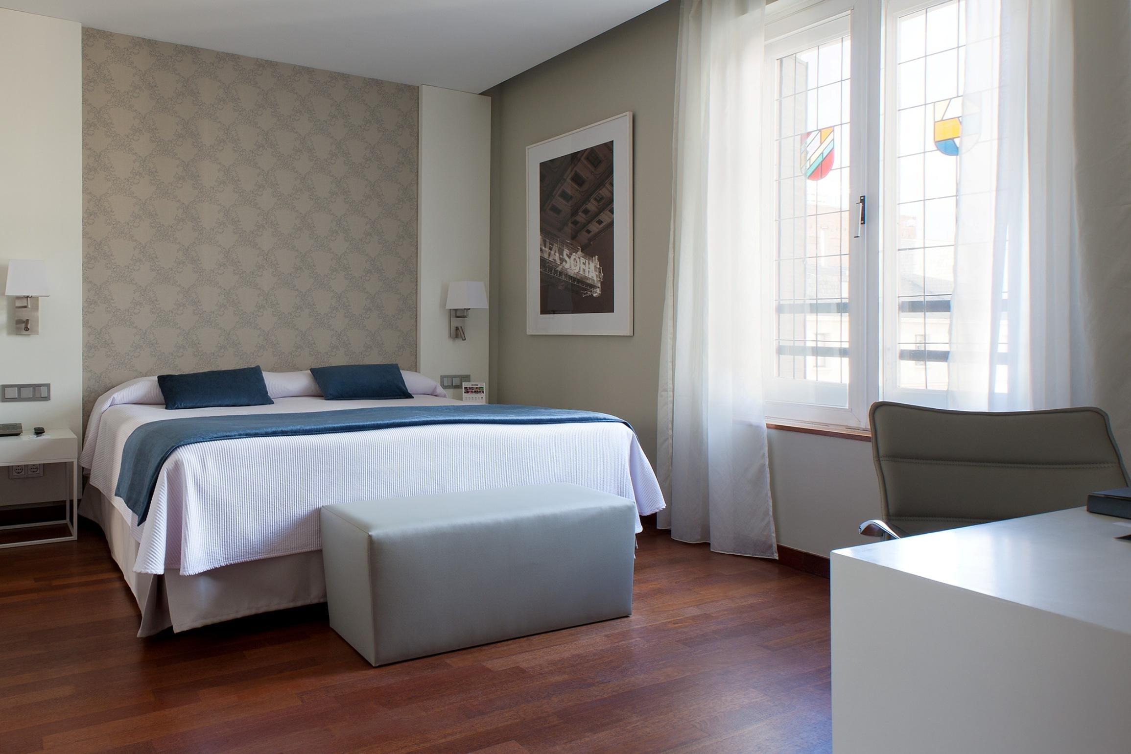 Hotel NH Alonso Martinez in Madrid – HOTEL DE