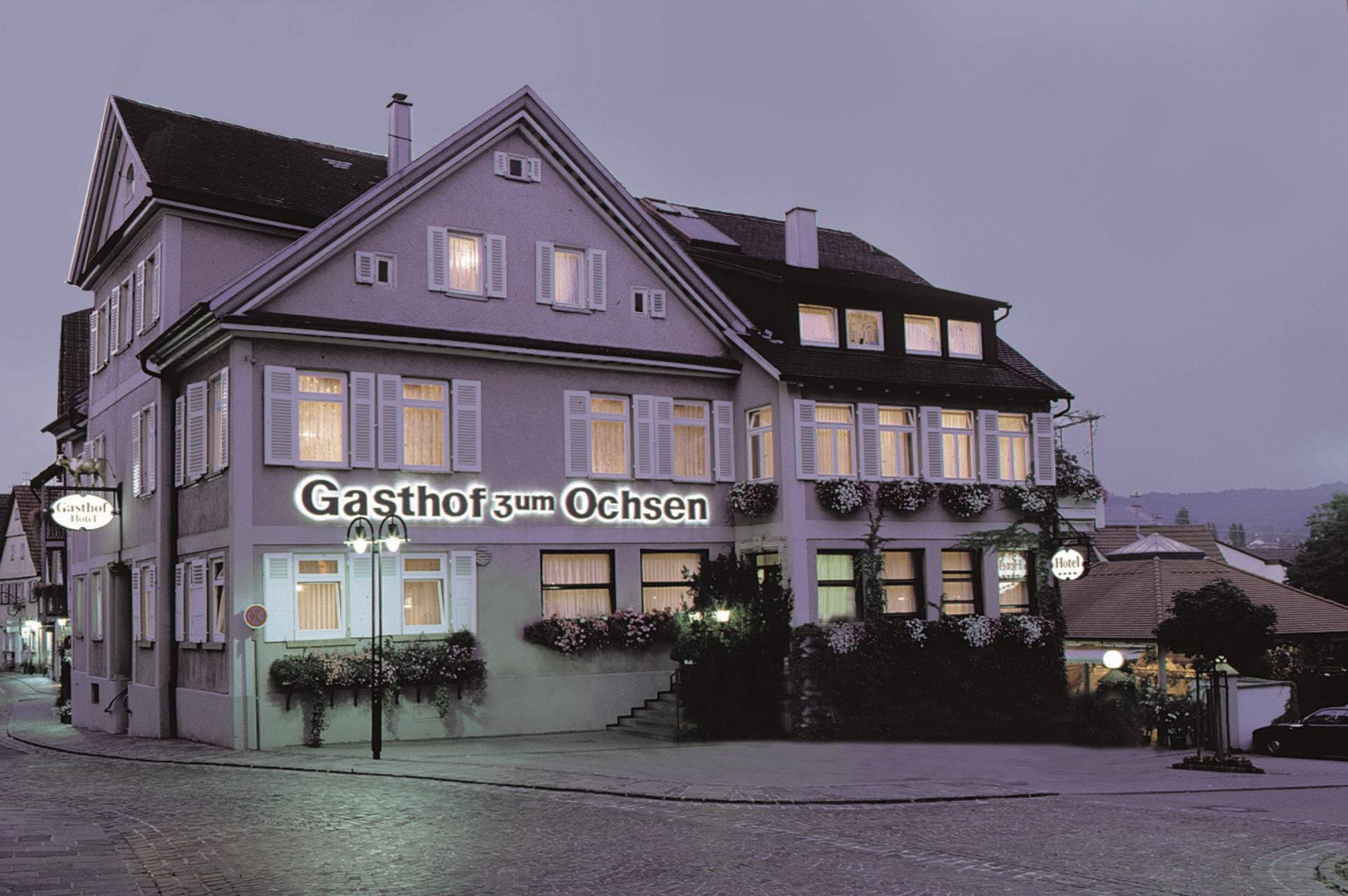 Hotel Zum Ochsen in Oberstenfeld – HOTEL DE