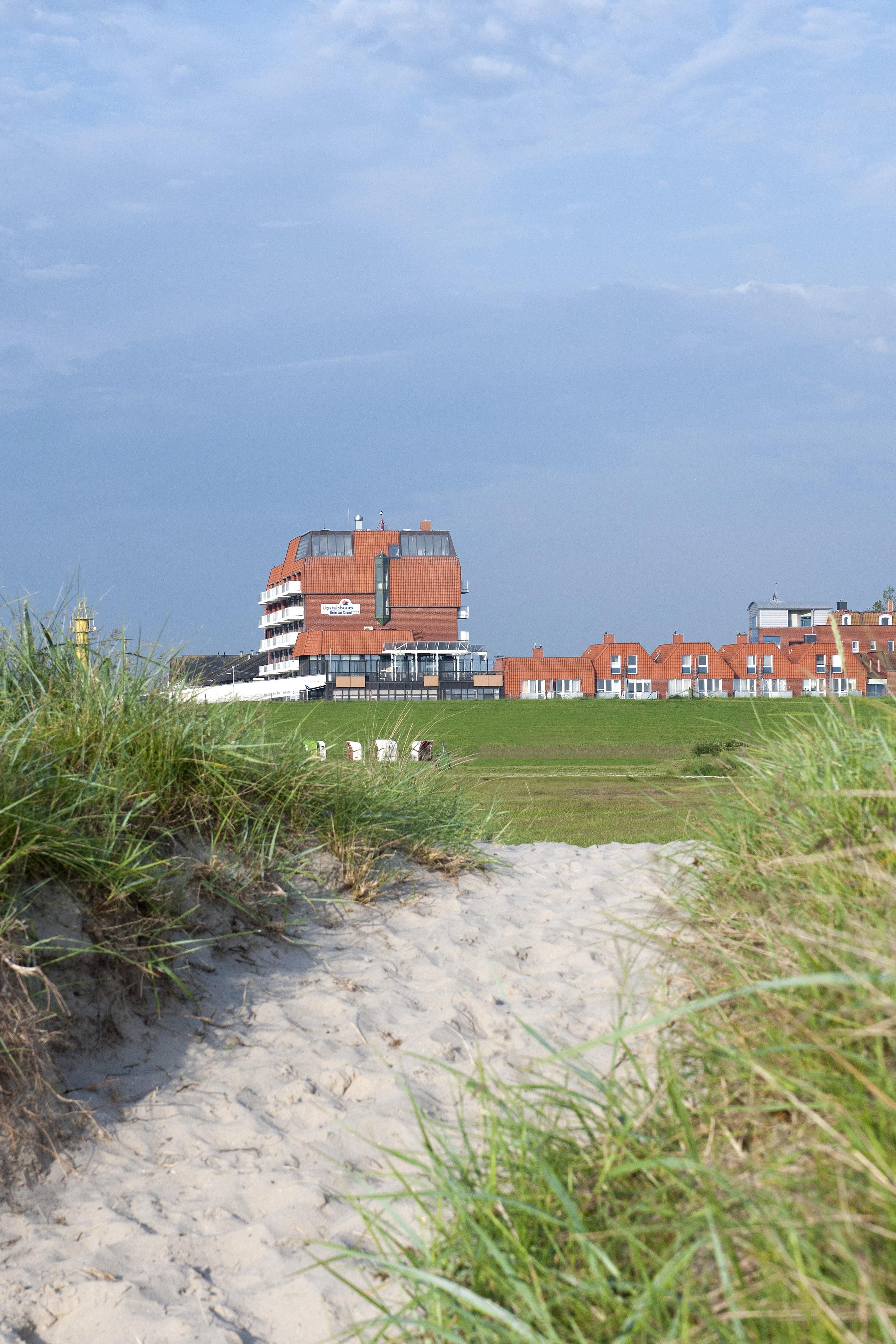 Upstalsboom Hotel Am Strand Wangerland Schillig 4
