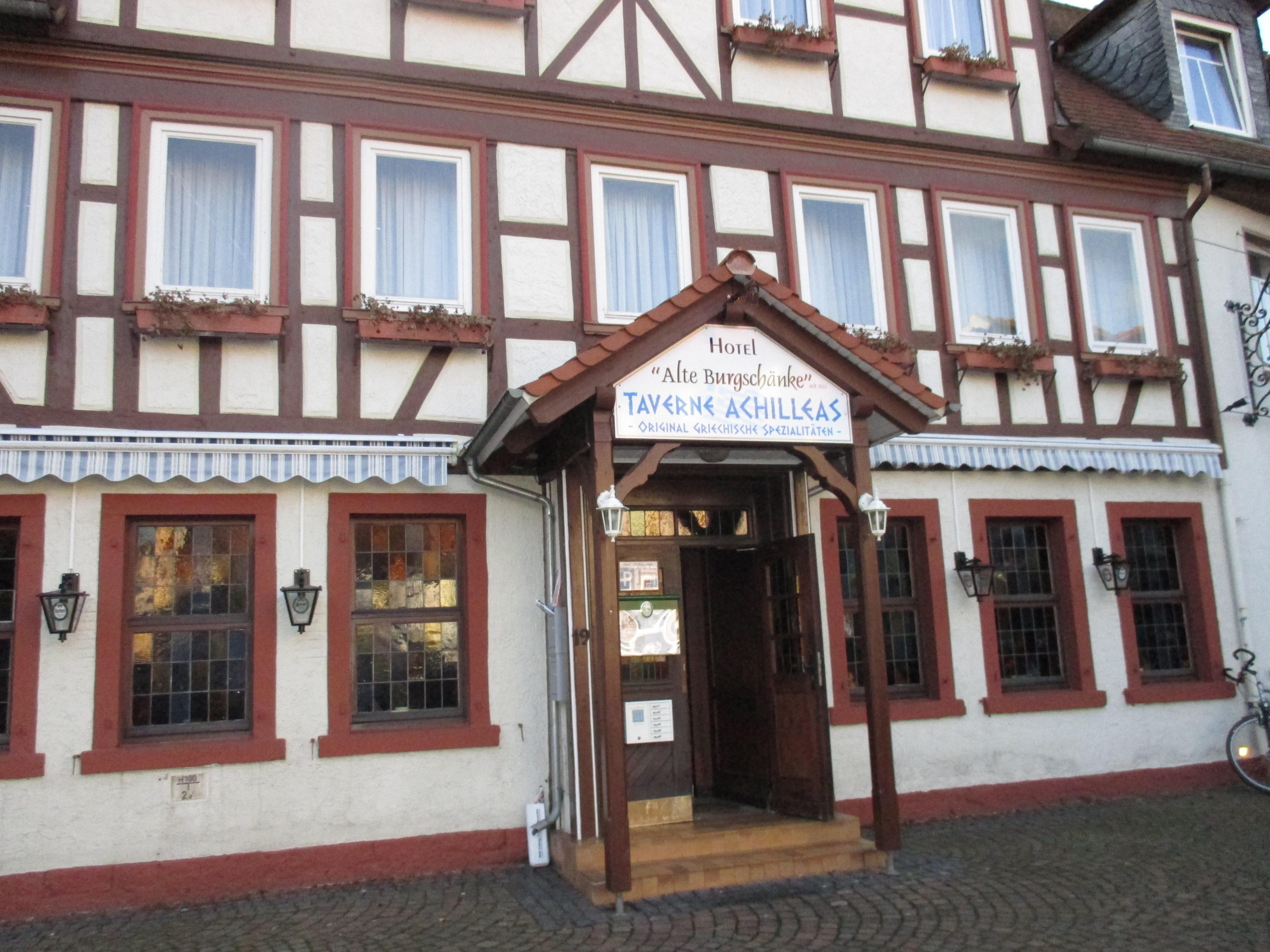 Hotel Burgschänke Landgasthof in Gelnhausen – HOTEL DE