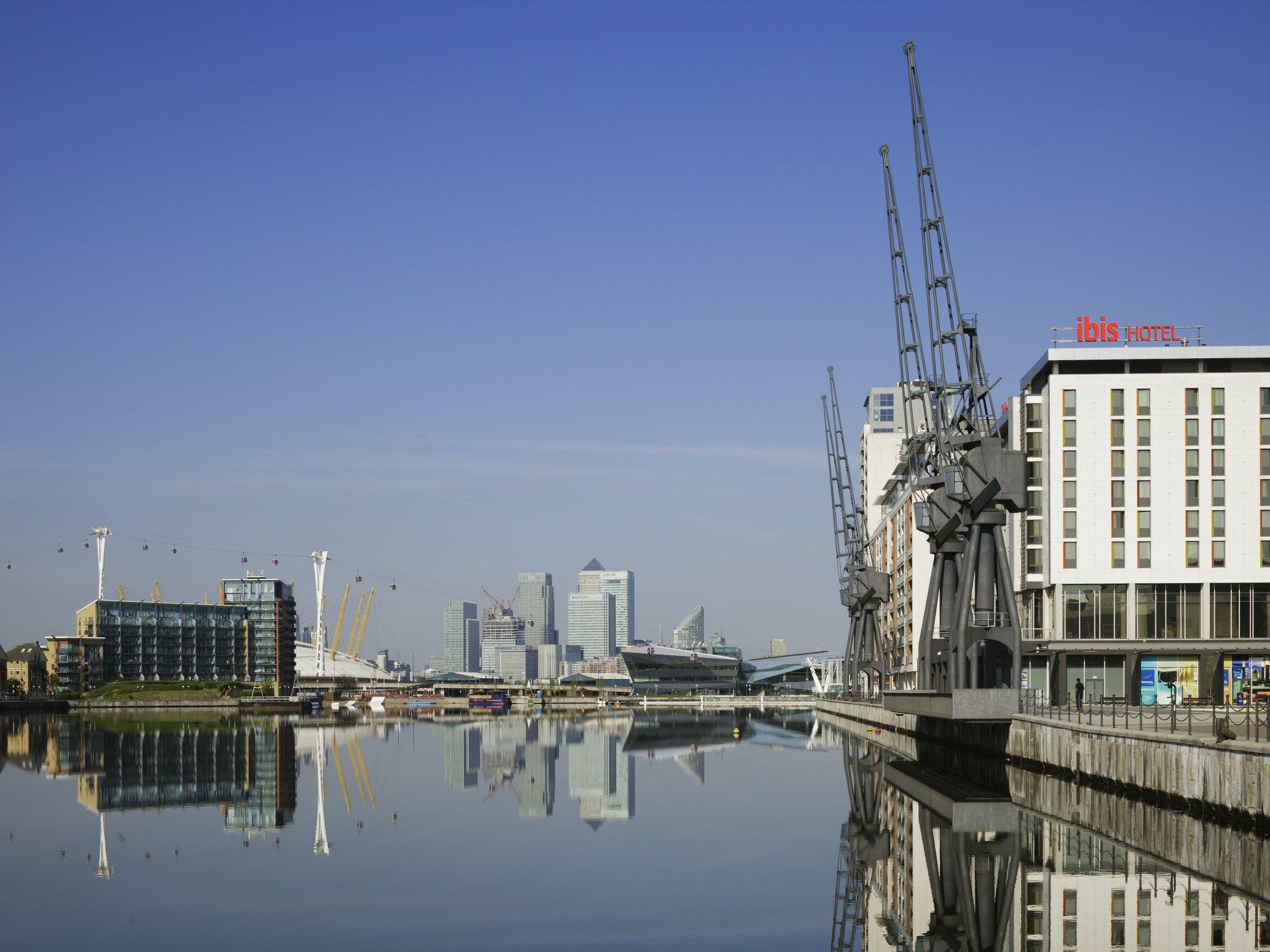Ibis Hotel Royal Victoria Dock