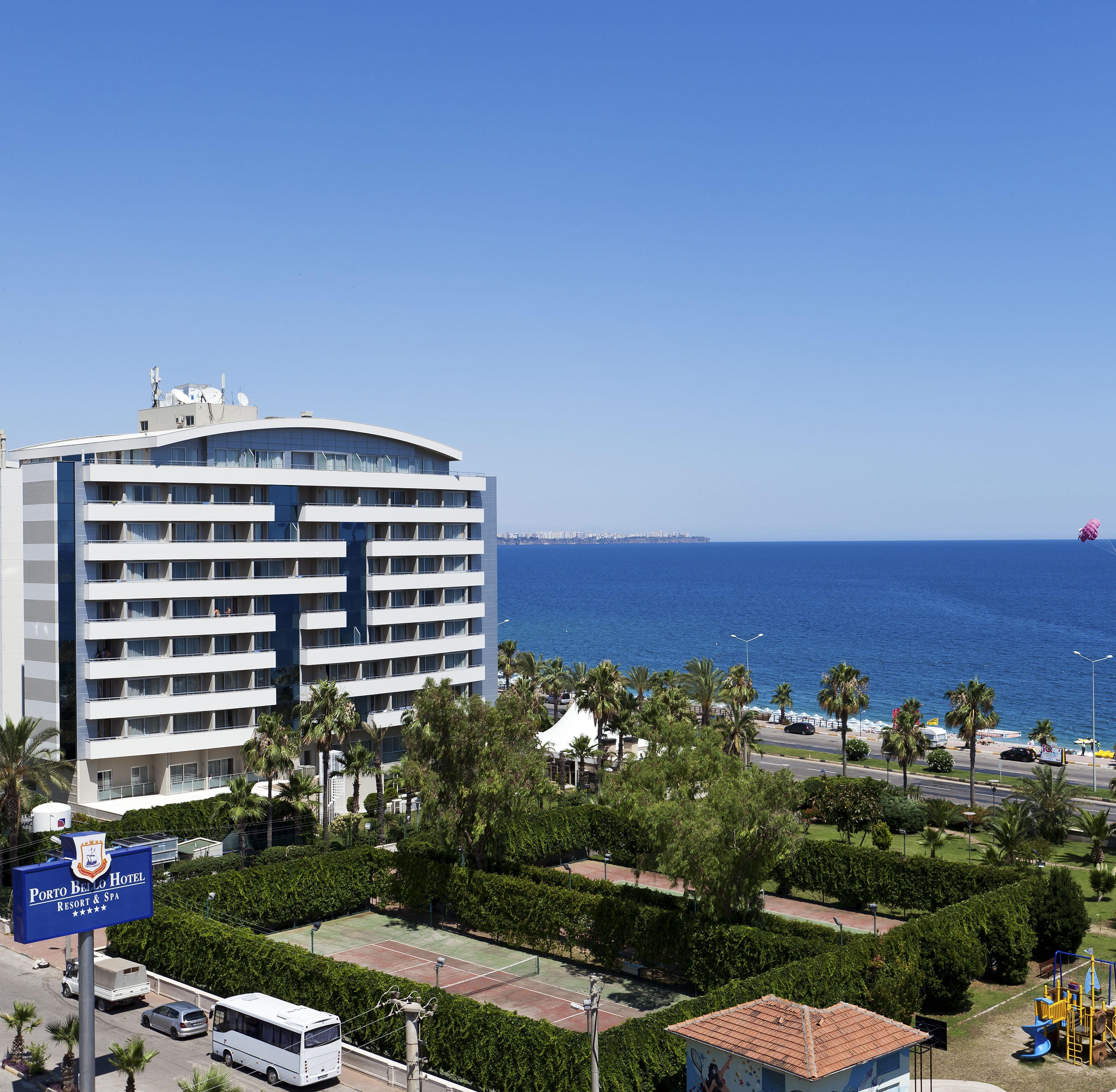 Porto bello hotel antalya 5 sterne hotel for Hotelsuche familienzimmer