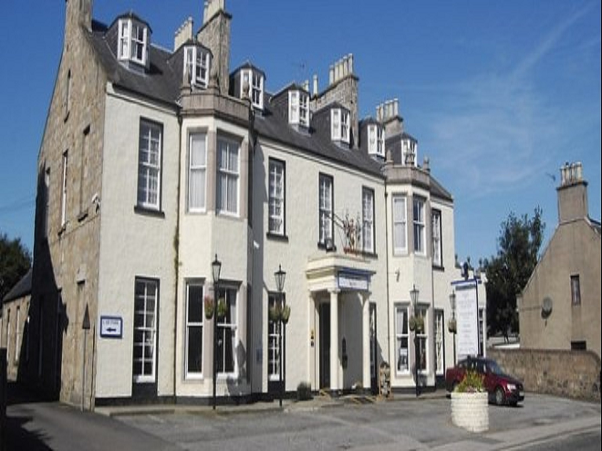 kintore arms hotel - inverurie, aberdeenshire – great prices at
