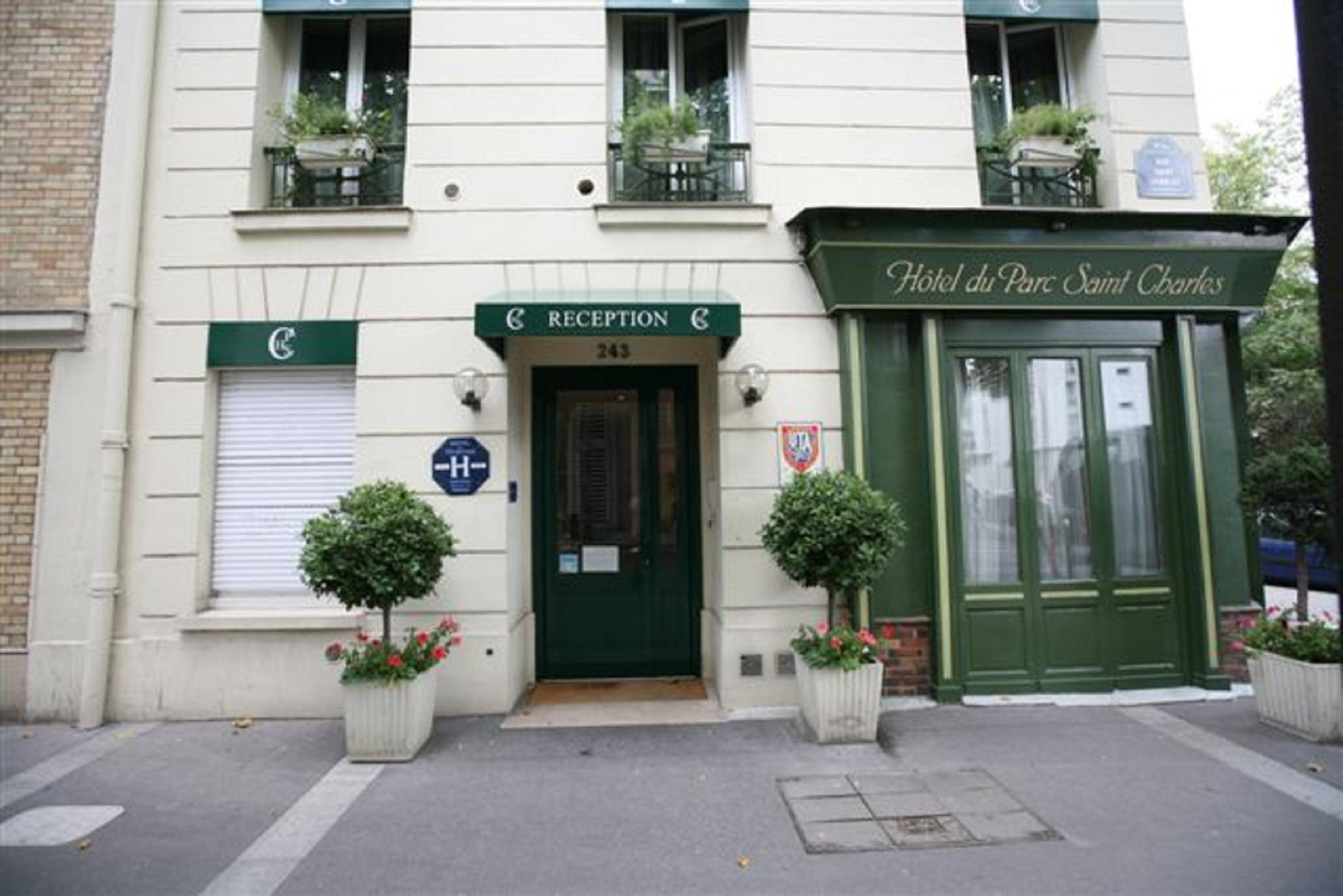 Hotel Edgar Quinet Hotel Du Parc Saint Charles Paris Great Prices At Hotel Info