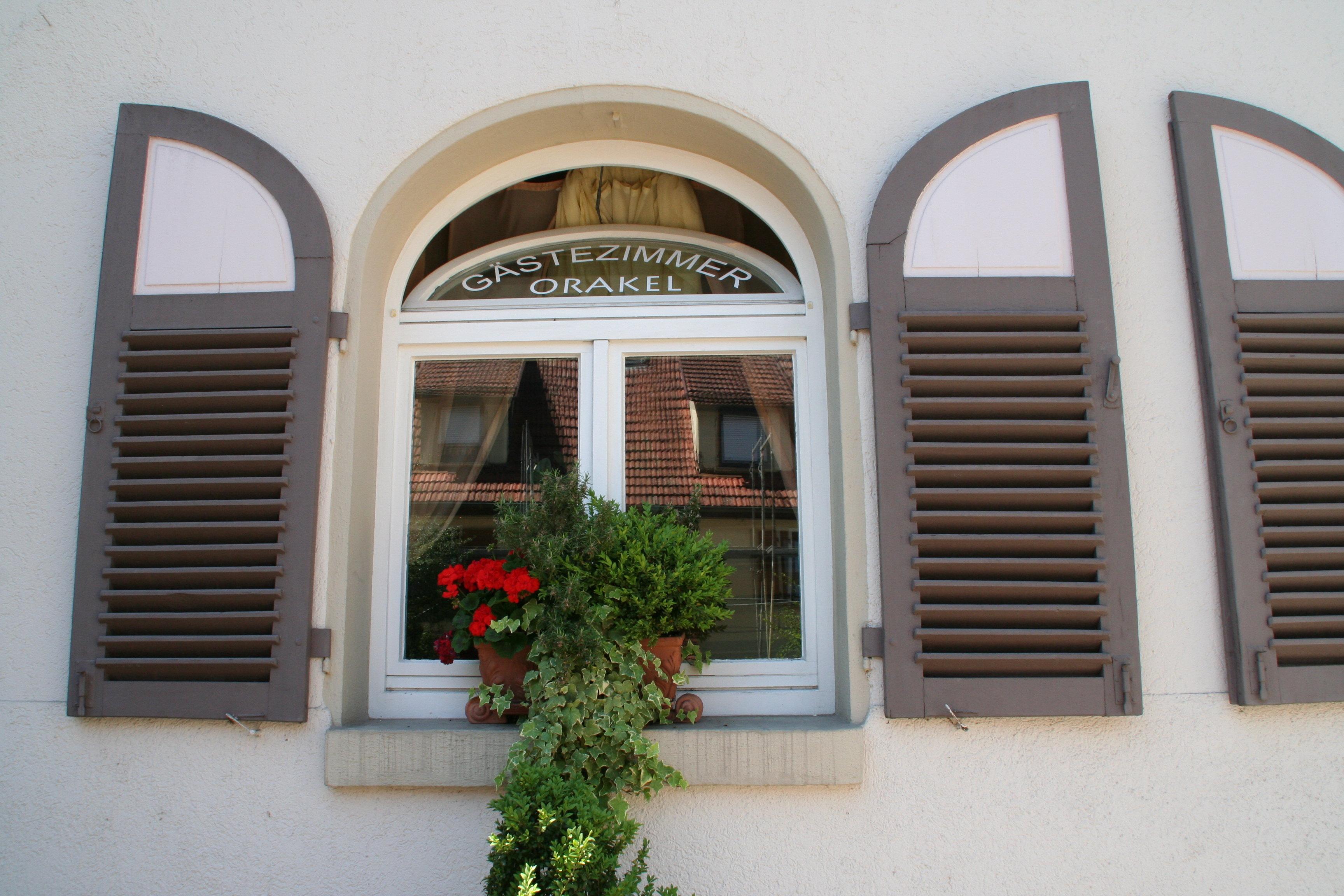 Hotel Orakel Gasthof in Oberstenfeld – HOTEL DE