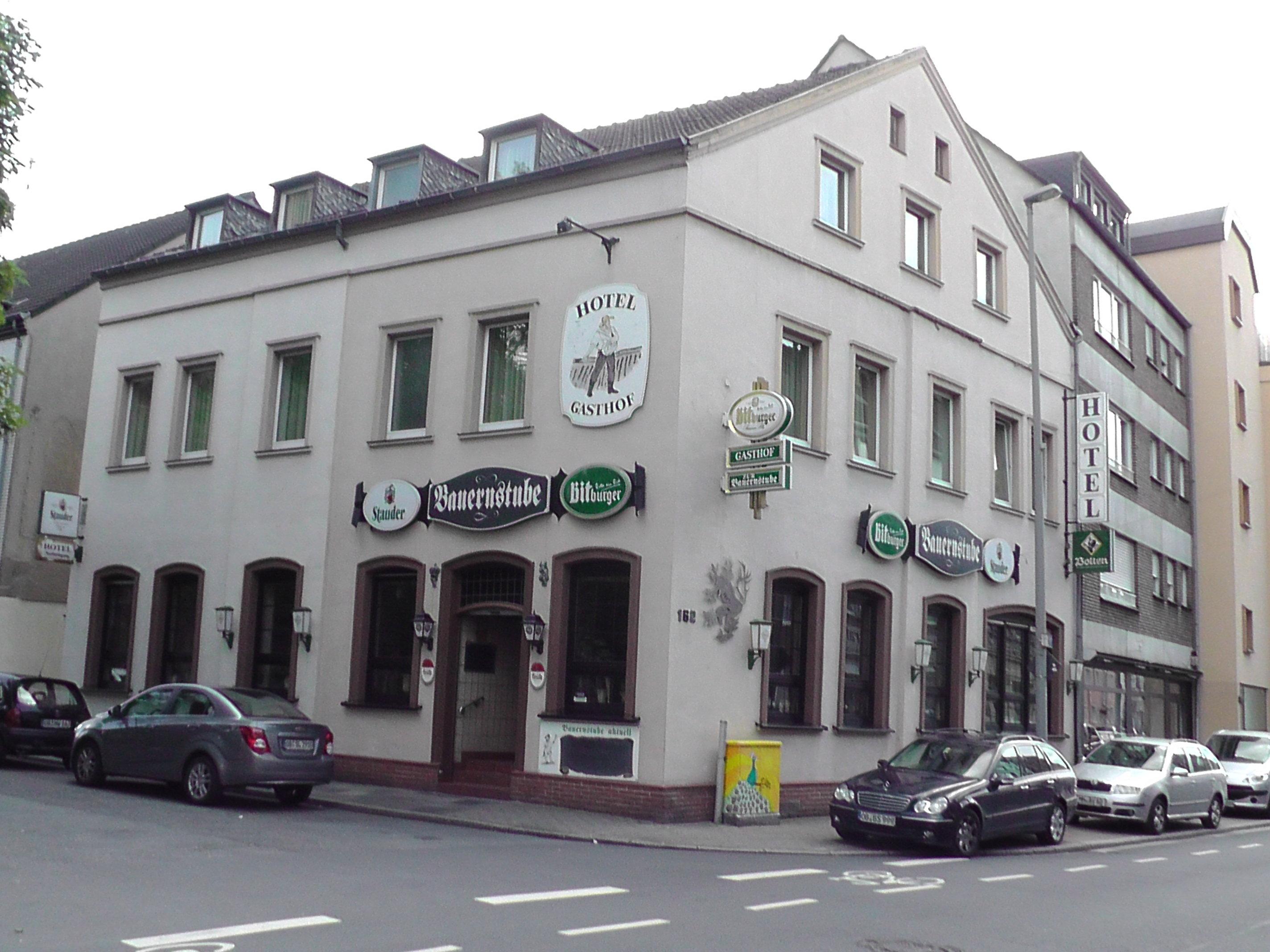 Akzent Hotel Oberhausen Bewertung