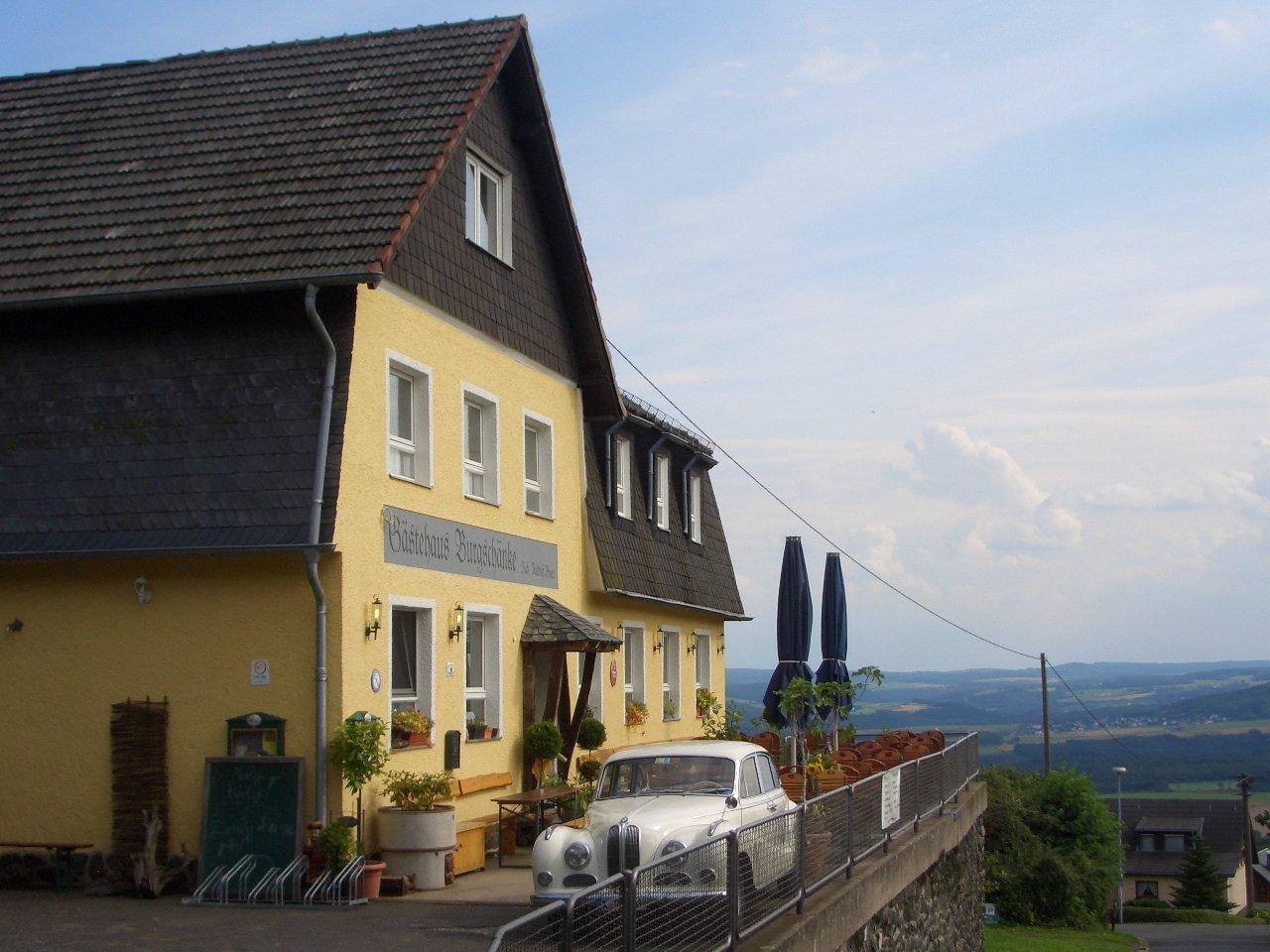 Hotel Burgschänke Aremberg – HOTEL DE