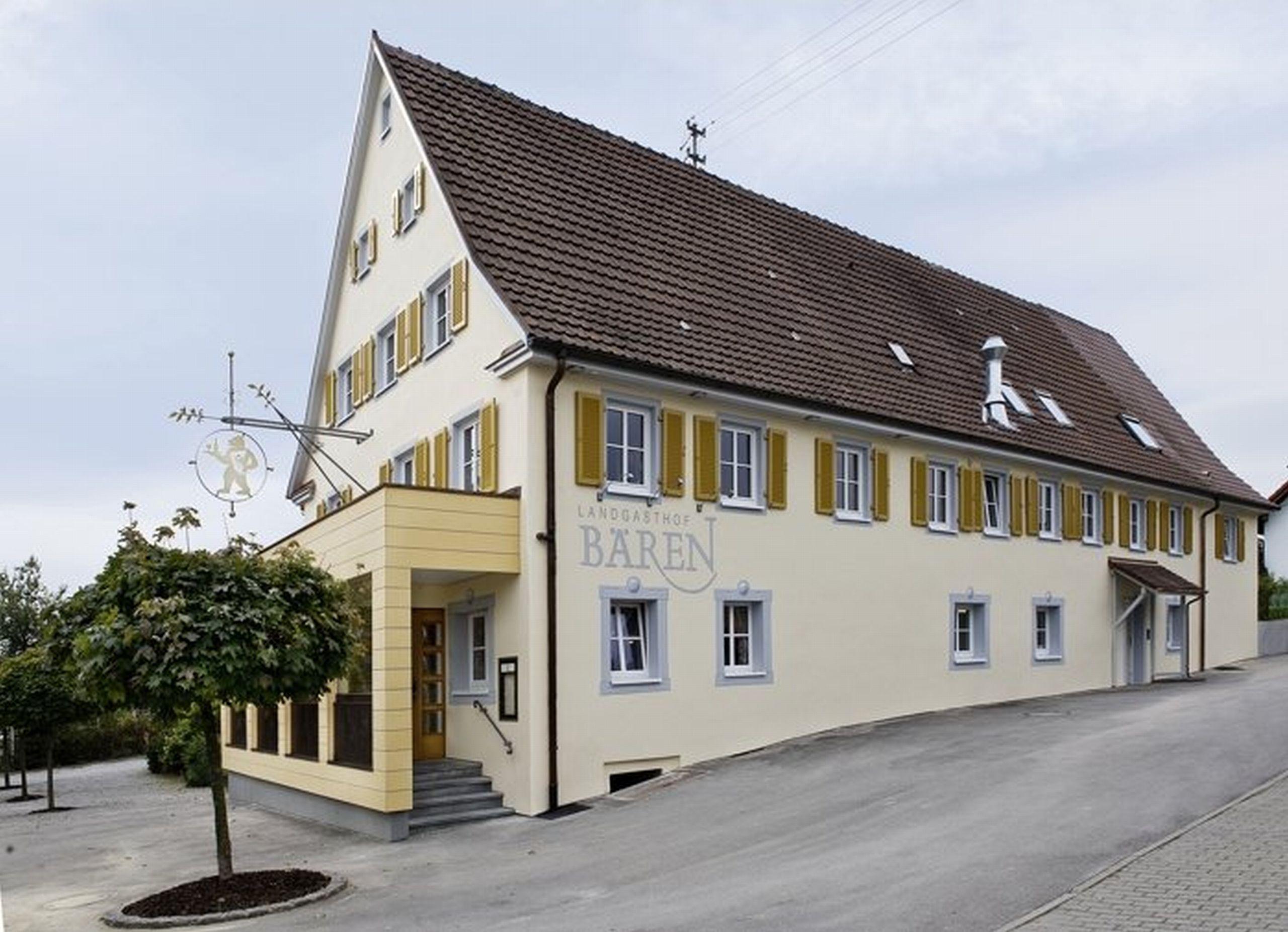 Hotel Bären Landgasthof in Trossingen – HOTEL DE