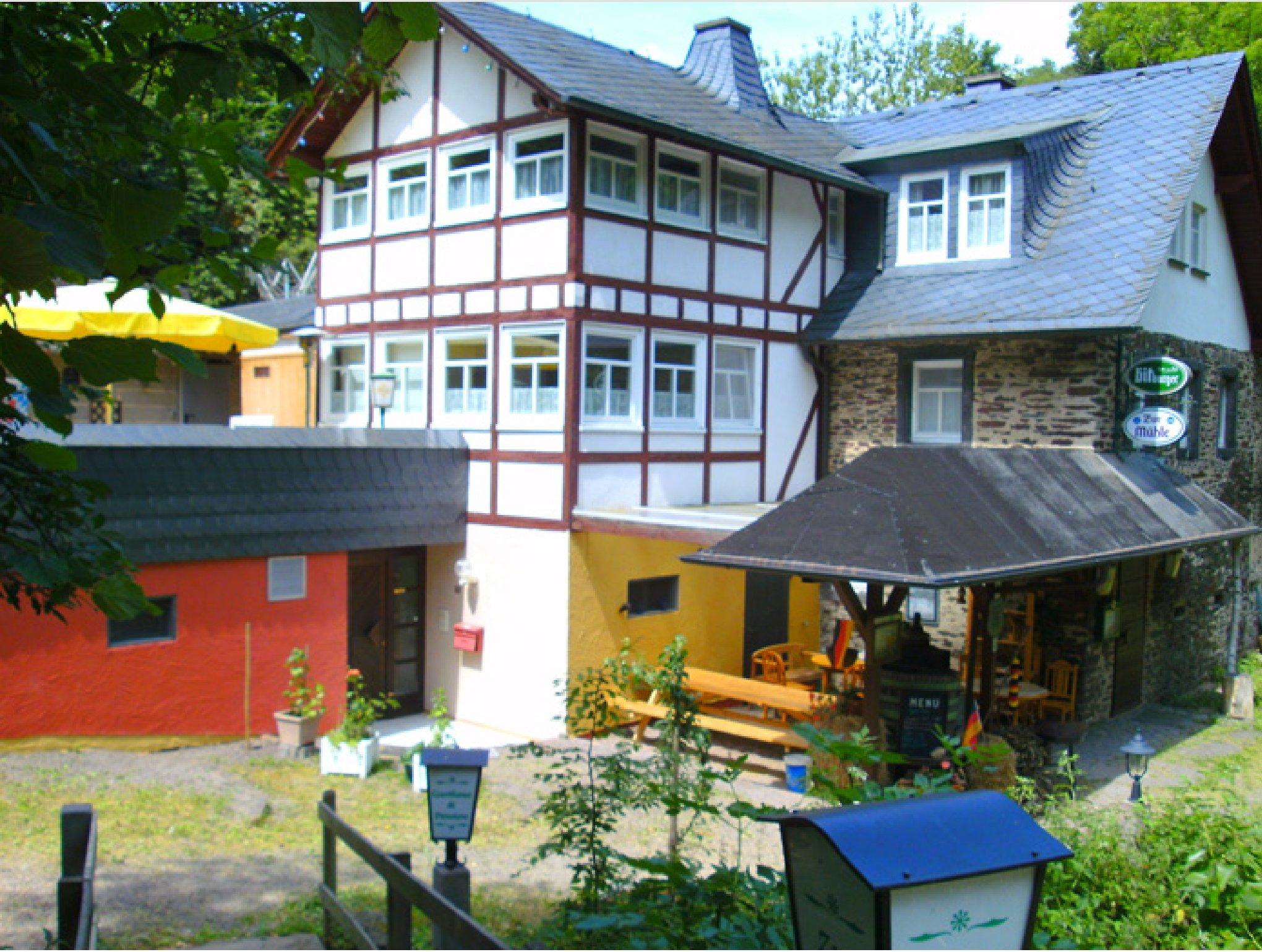 Hotel Linkemühle in Niederfell – HOTEL DE