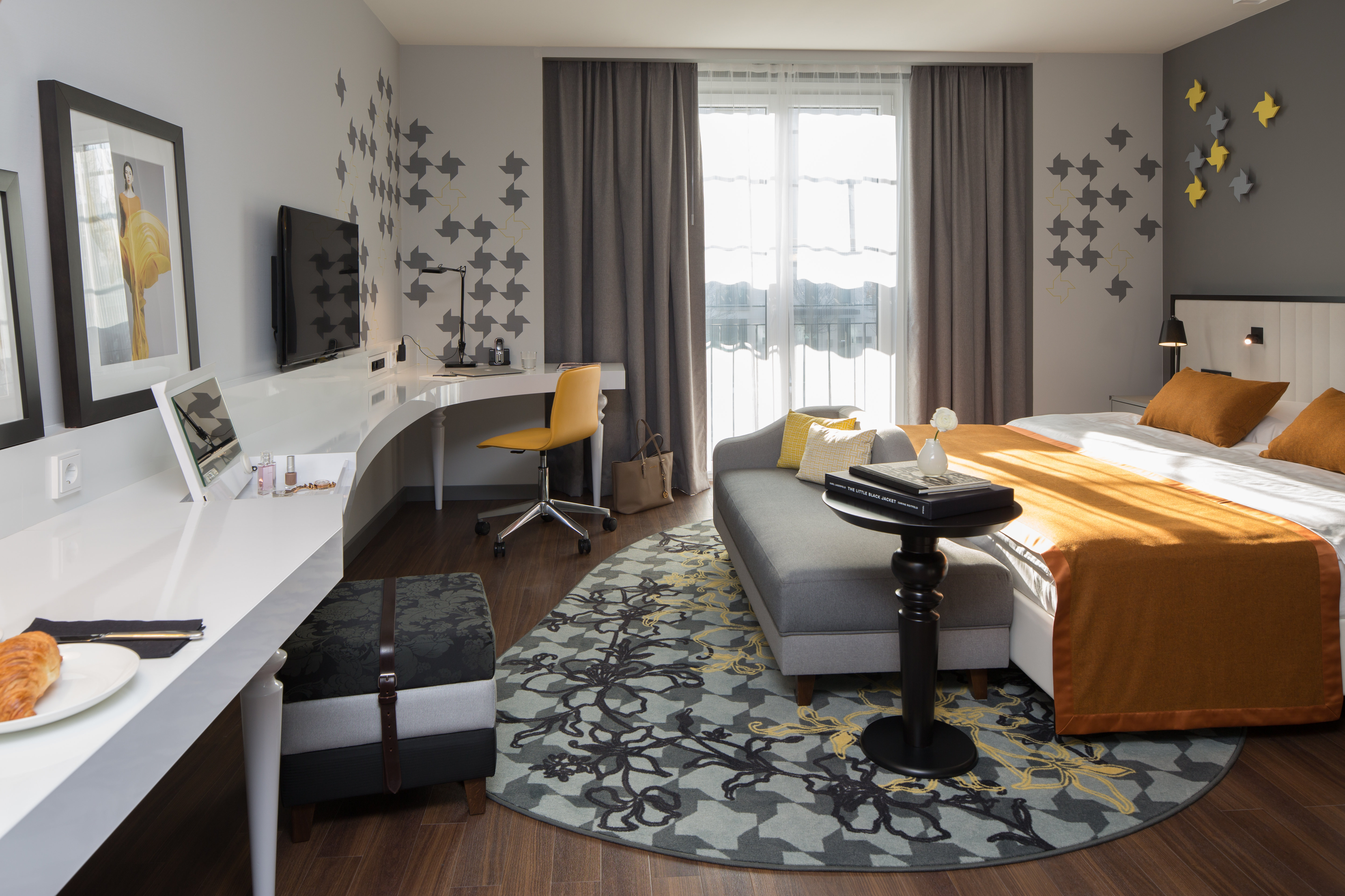 Hotel Capri by Fraser in Frankfurt am Main – HOTEL DE