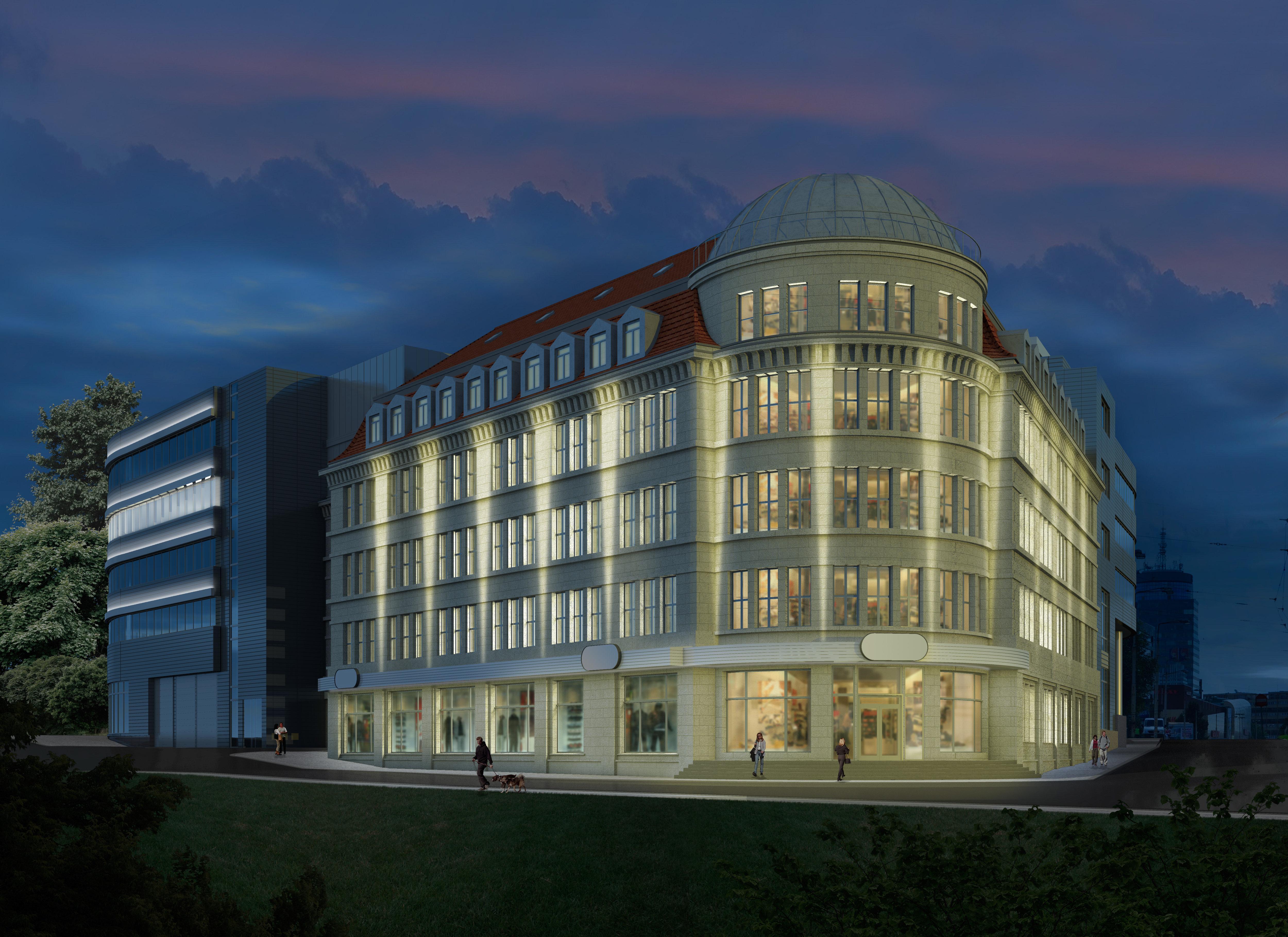 Hotel Dana Business & Conference in Stettin – HOTEL DE