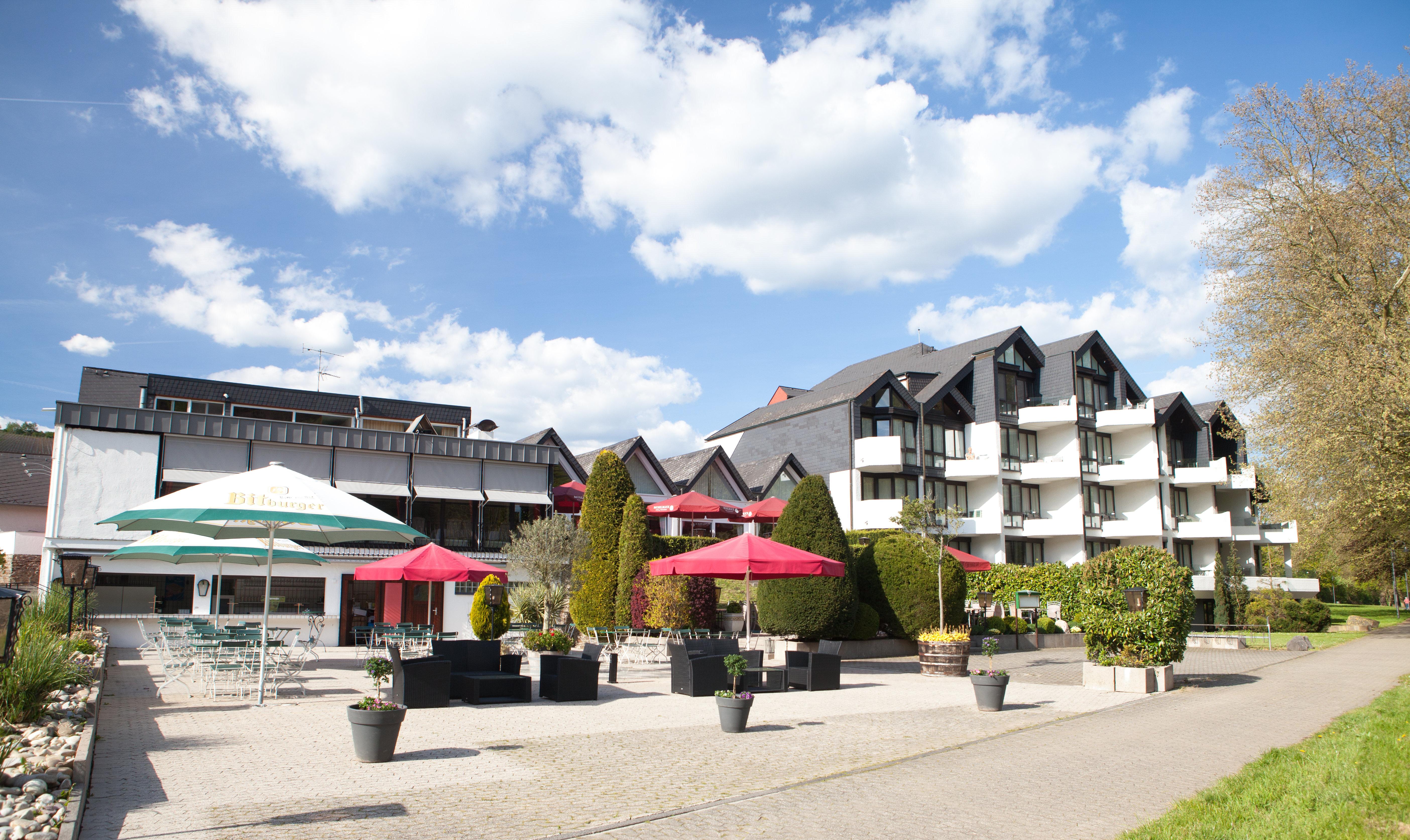 Hotel Moselblick in Winningen – HOTEL DE