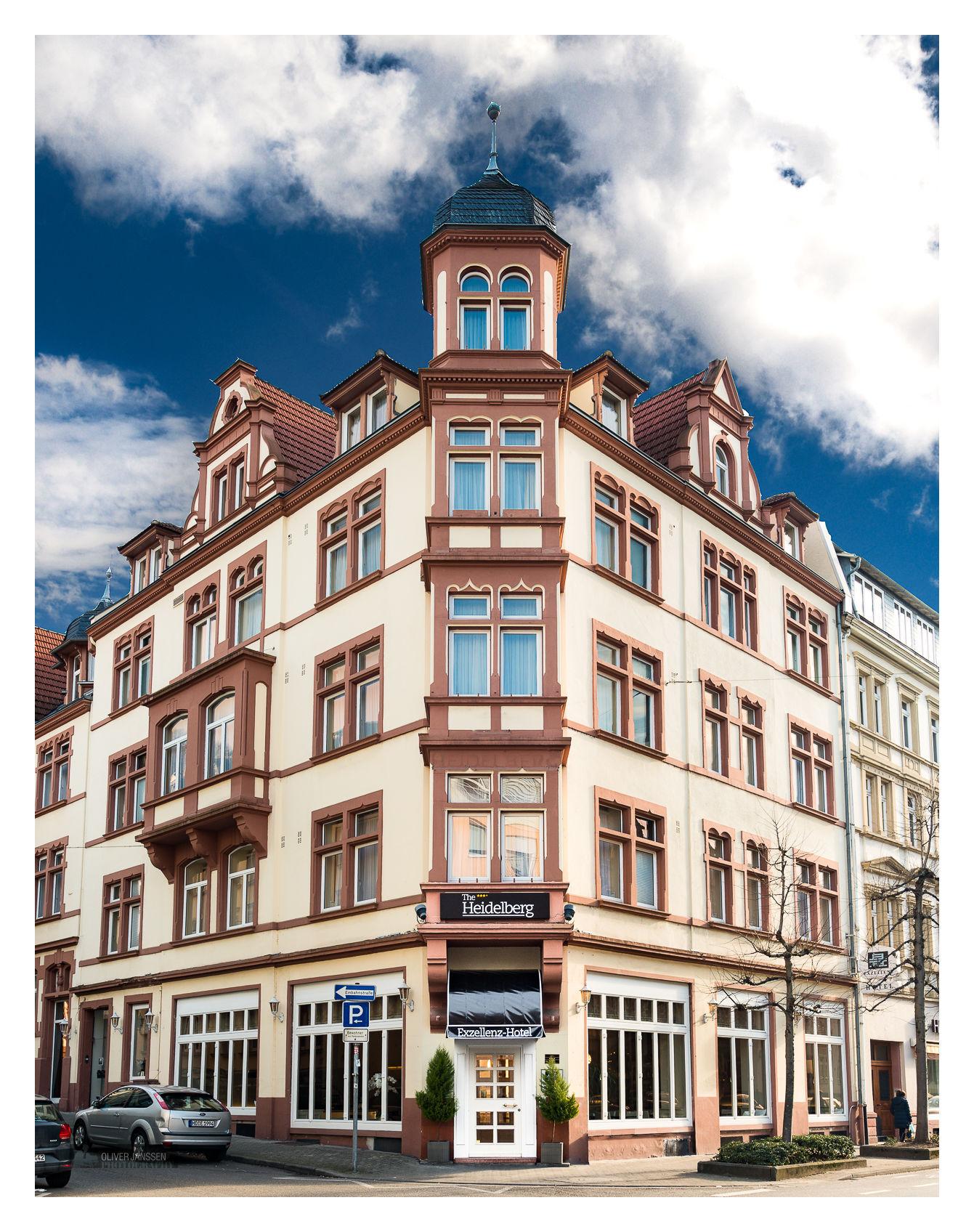 Hotels In Heidelberg Gunstig Buchen Deutschland