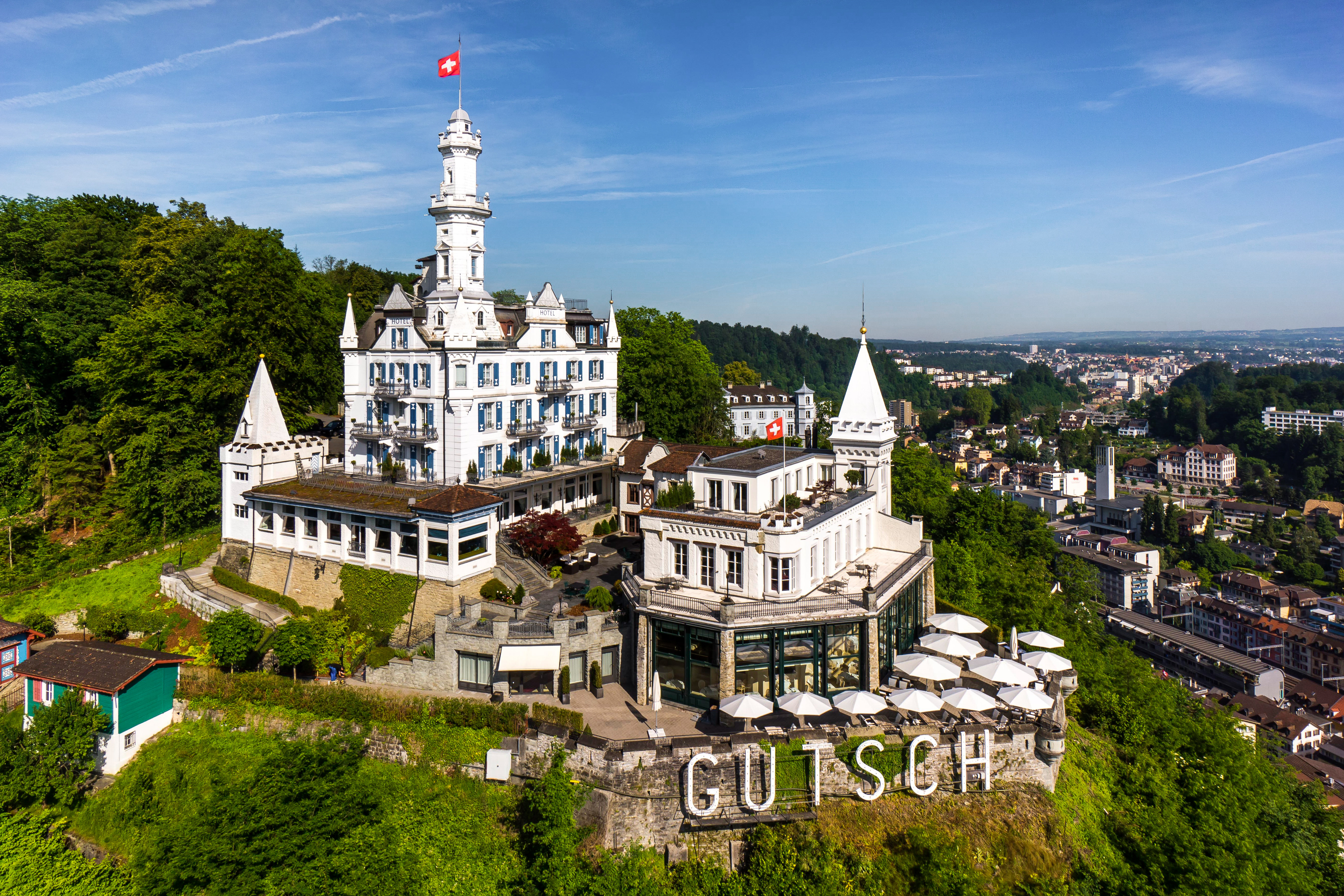 Hotels In Luzern Stadt Am Malerischen Vierwaldstattersee