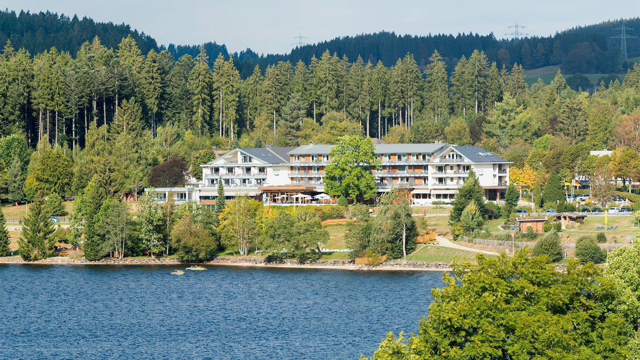 Hotel Brugger Am See Titisee Neustadt Great Prices At Hotel Info