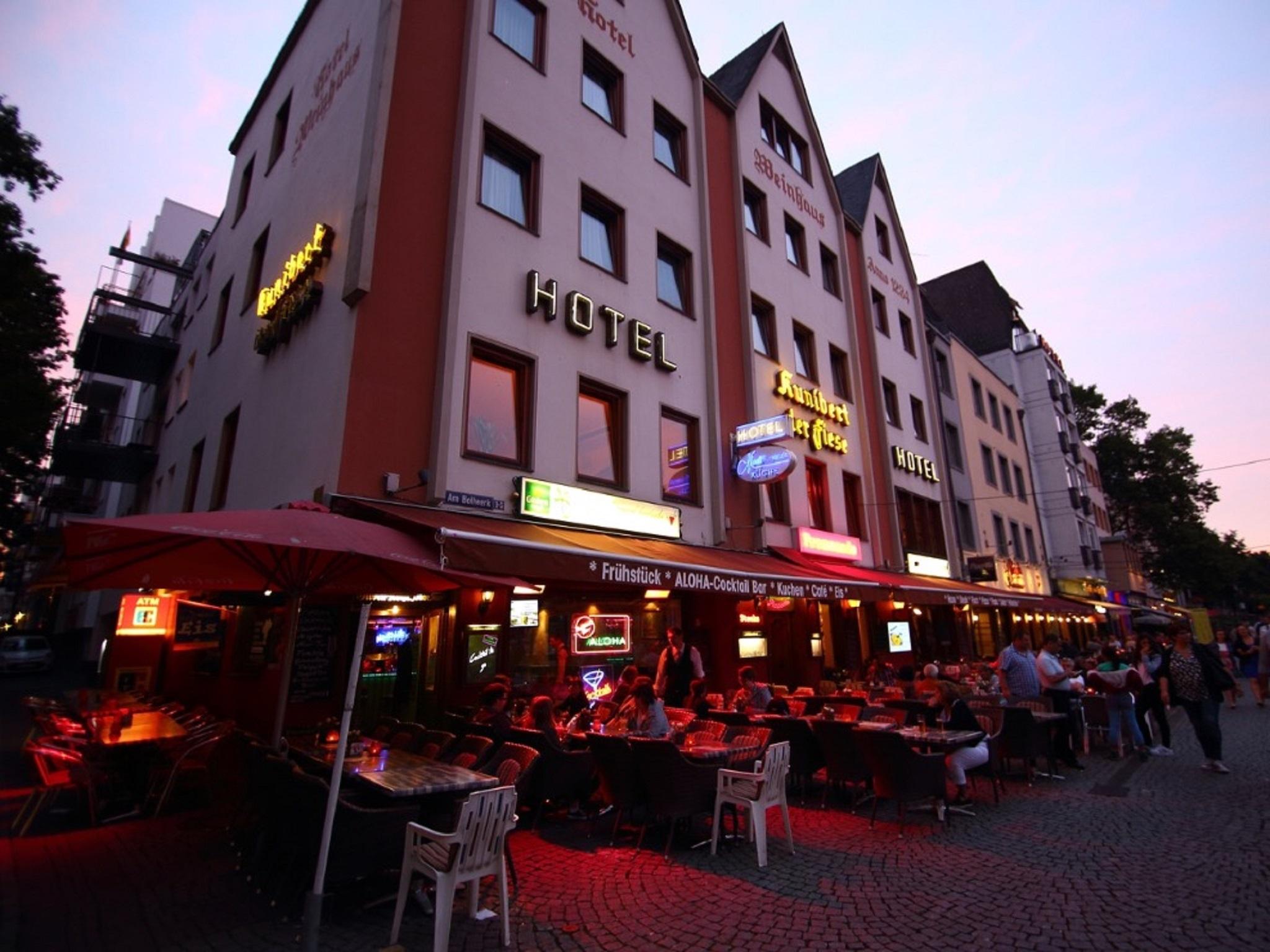 Hauptbahnhof Koln Hotels In Der Nahe Auf Hotel De