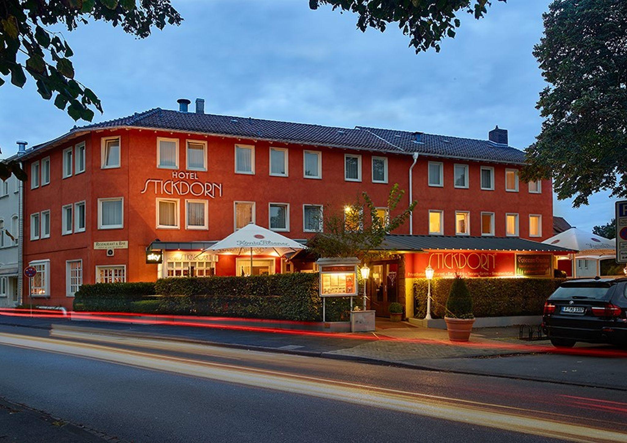 Osterbach bad hotel oeynhausen club Klinik Am