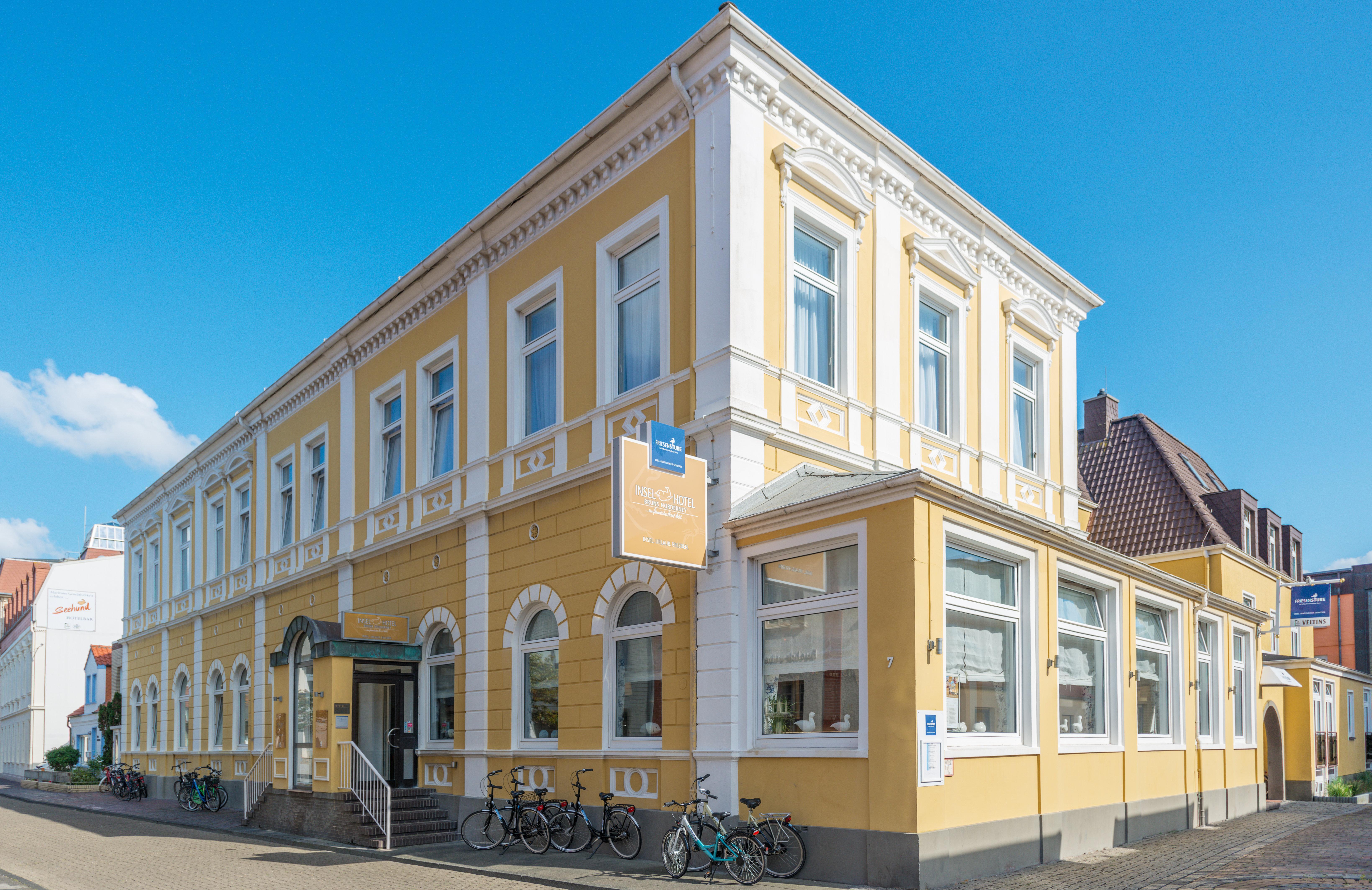 Hotels In Norderney Gunstig Buchen Deutschland