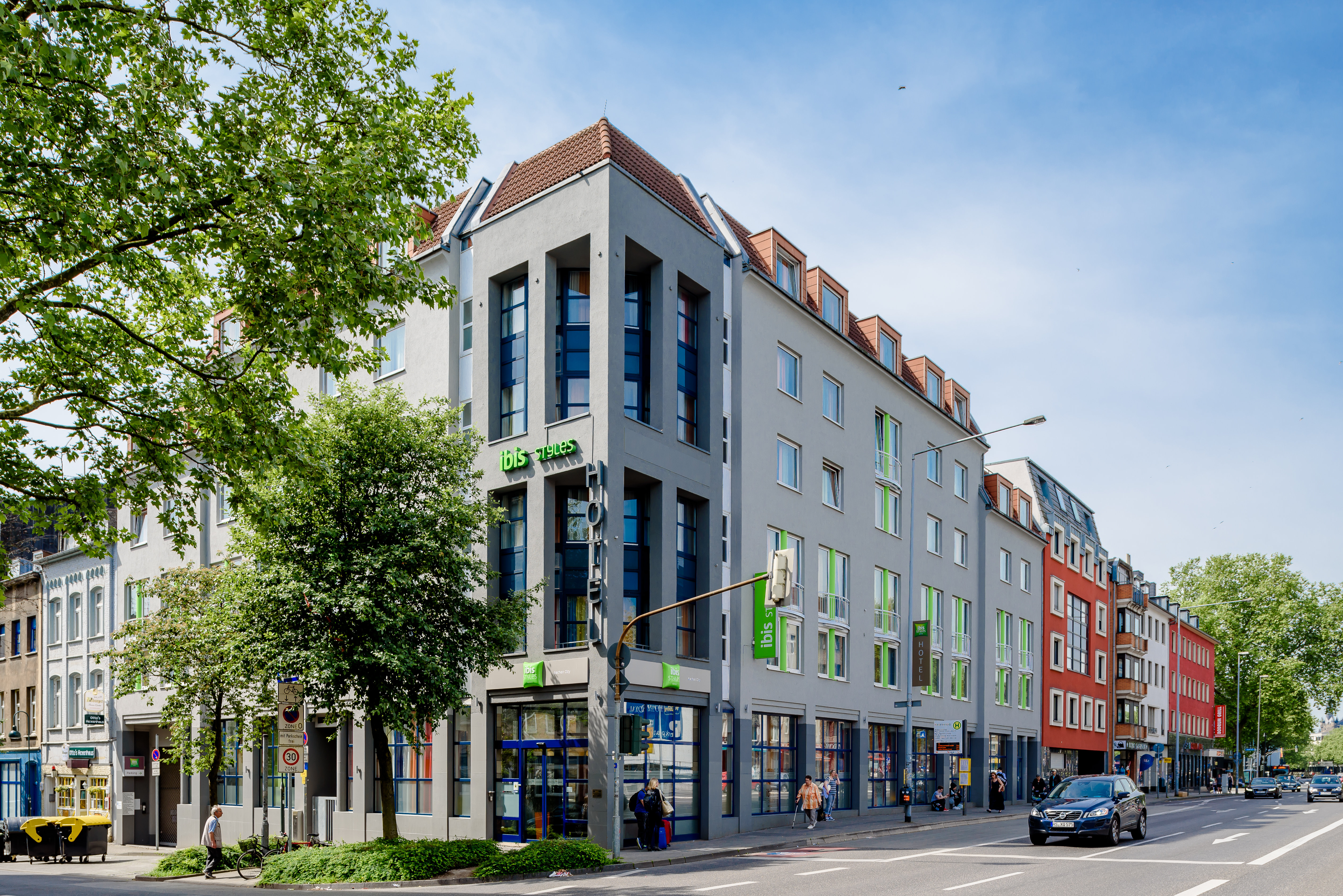 Ibis Styles Hotel Aachen City Great Prices At Hotel Info