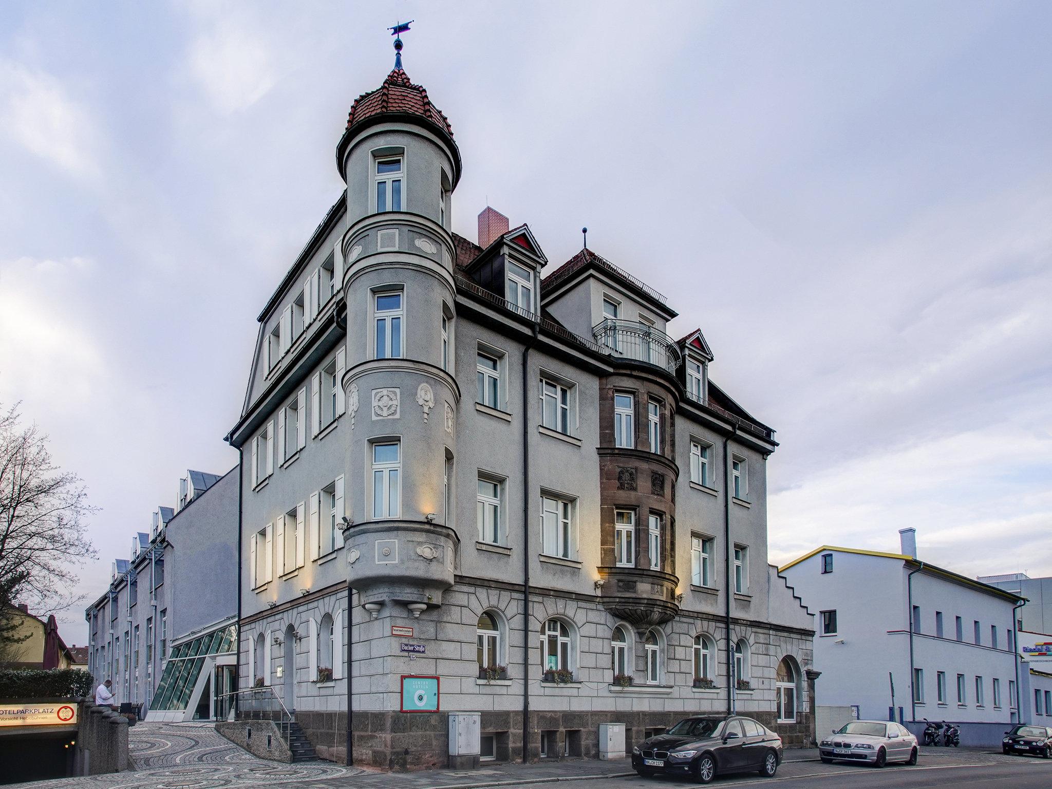 Hotel Nurnberg Top Hotels Gunstig Bei Hrs Buchen