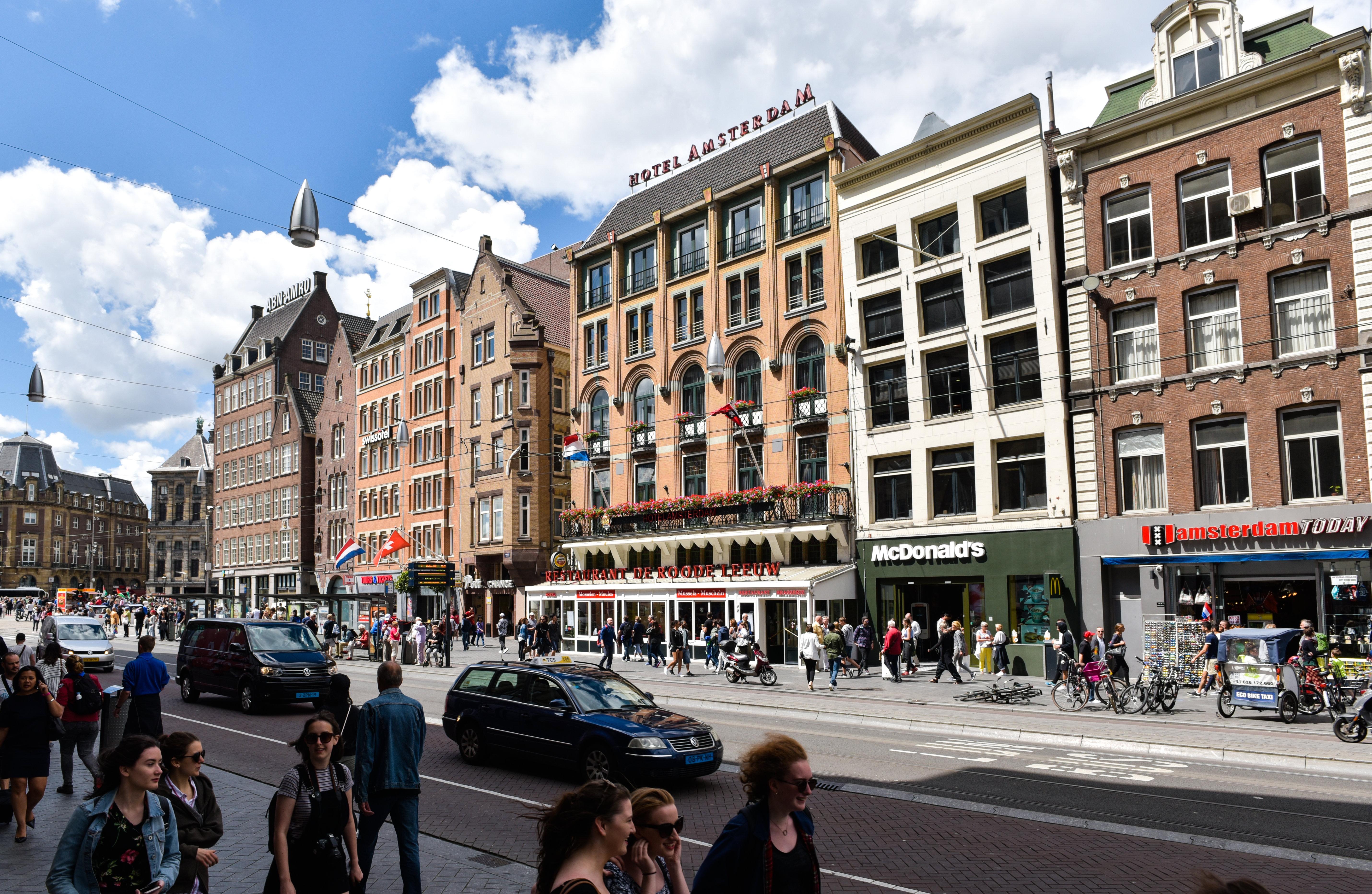 Hotel Amsterdam Top Hotels Gunstig Bei Hrs Buchen