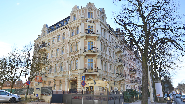 Hotels In Gorlitz Altstadt Gunstig Buchen Hotel De