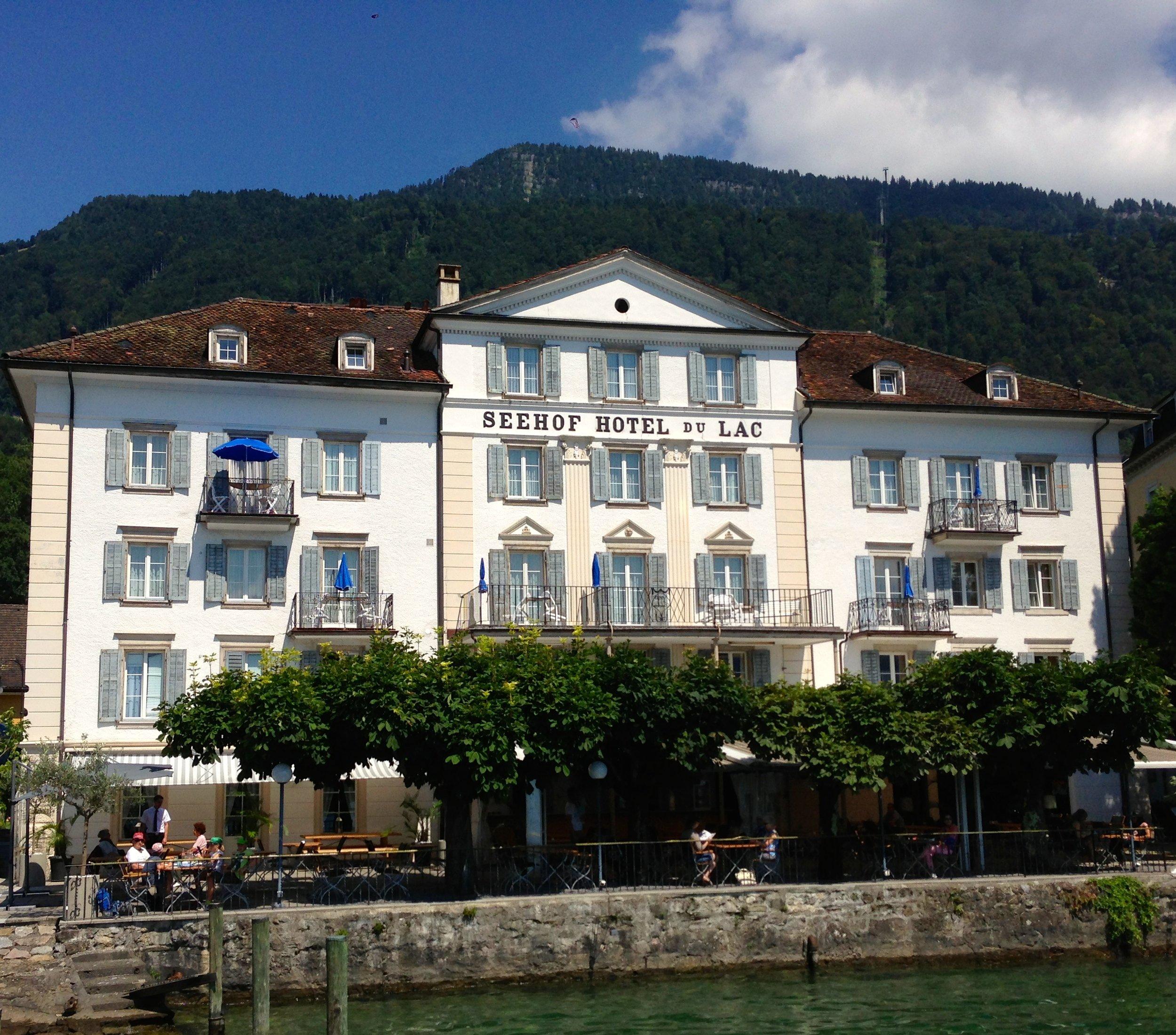 Hotel Vierwaldstattersee Die Schonsten Hotels Auf Hotel De