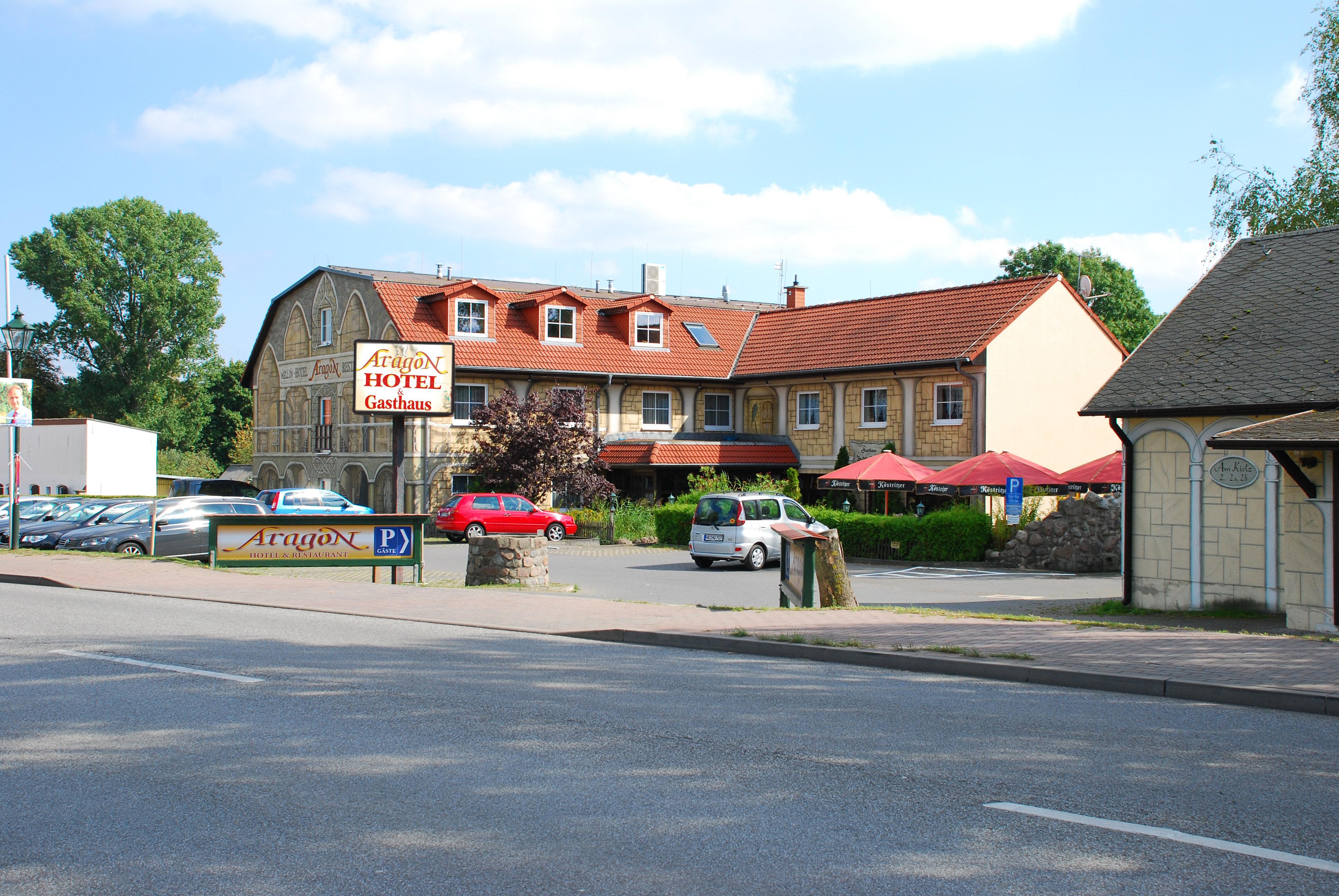 Hotels In Ahrensfelde Gunstig Buchen Deutschland