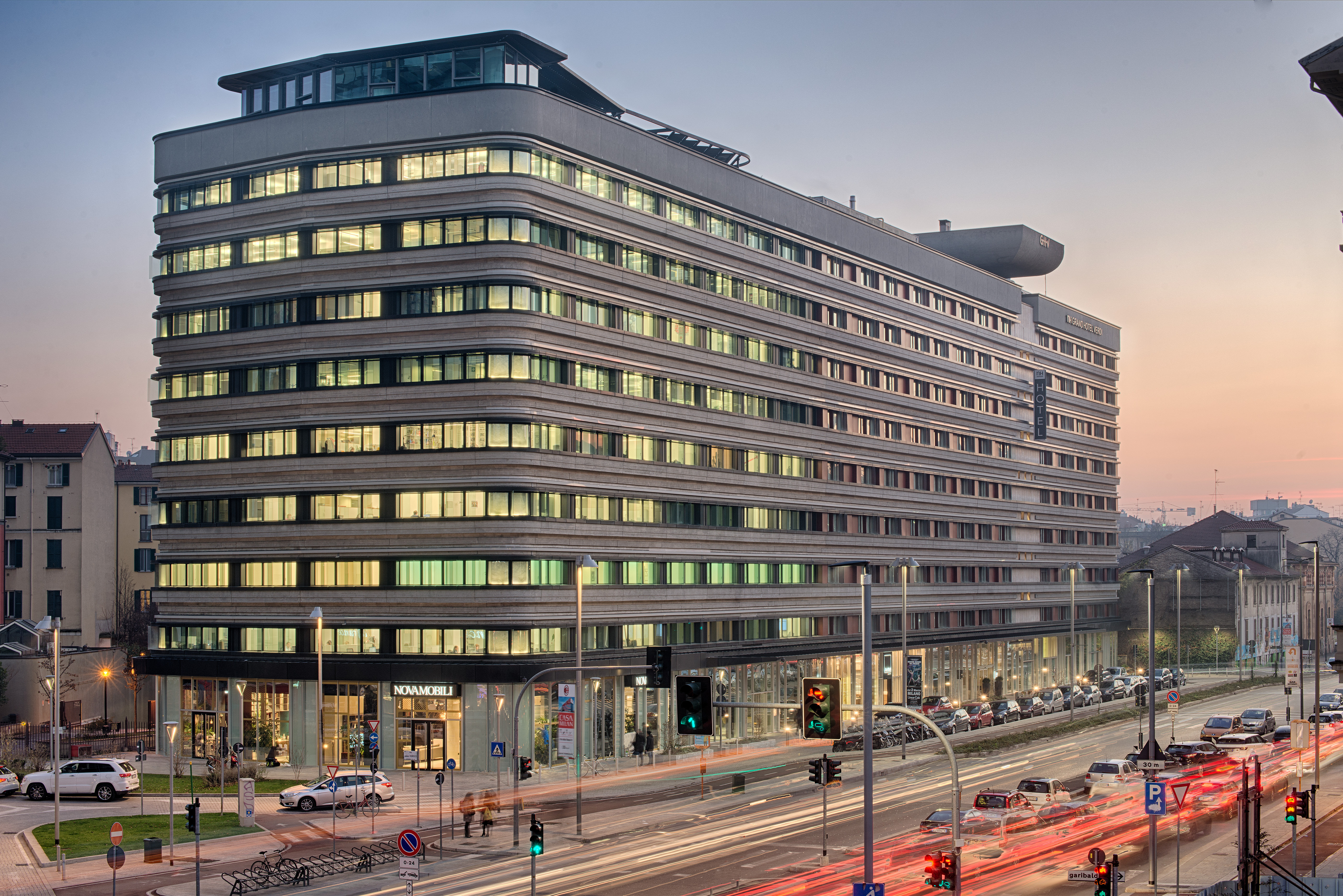 Hotel Mailand Top Hotels Gunstig Bei Hrs Buchen