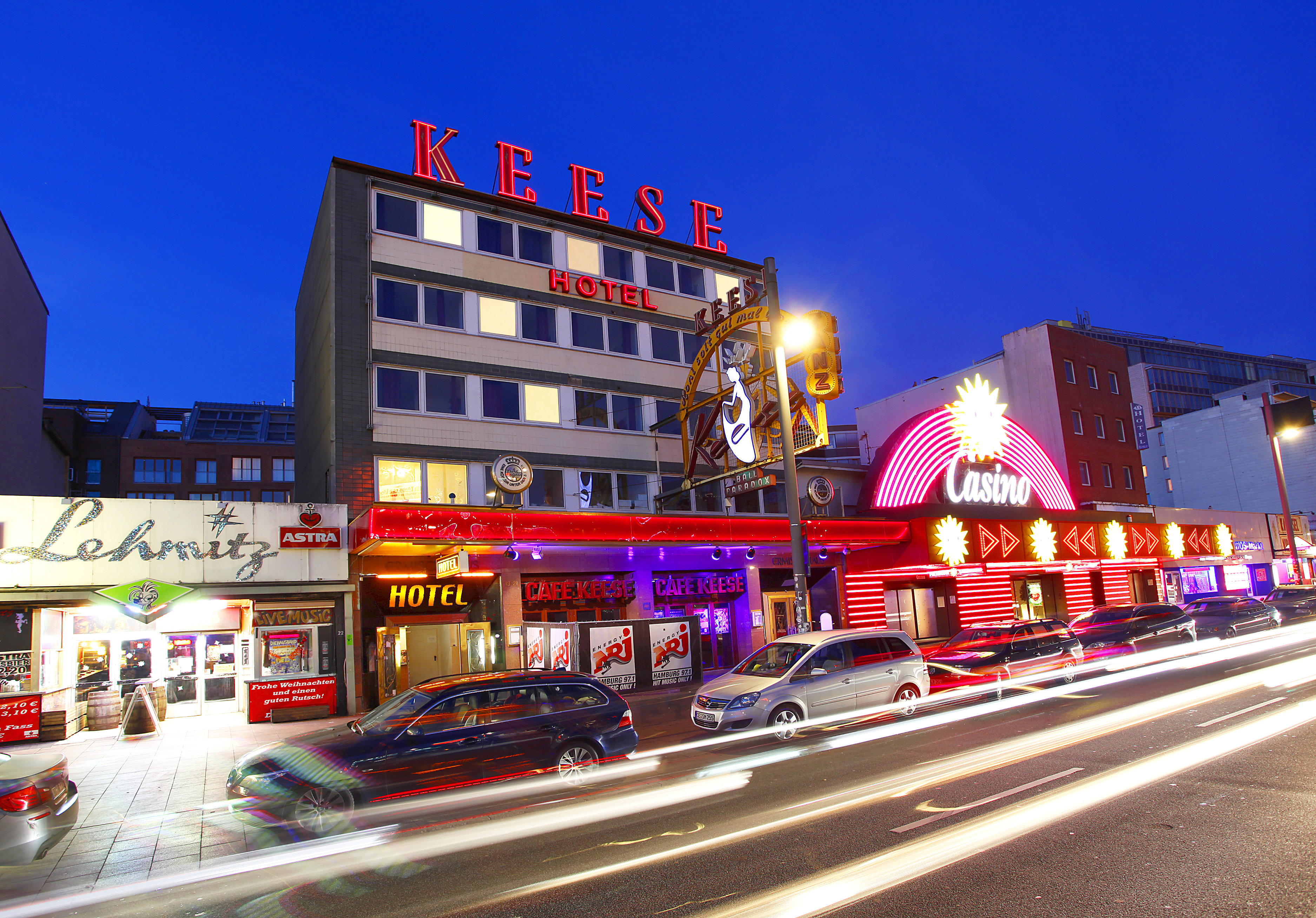 Ihr Geschaftshotel Auf Der Reeperbahn In Hamburg Buchen