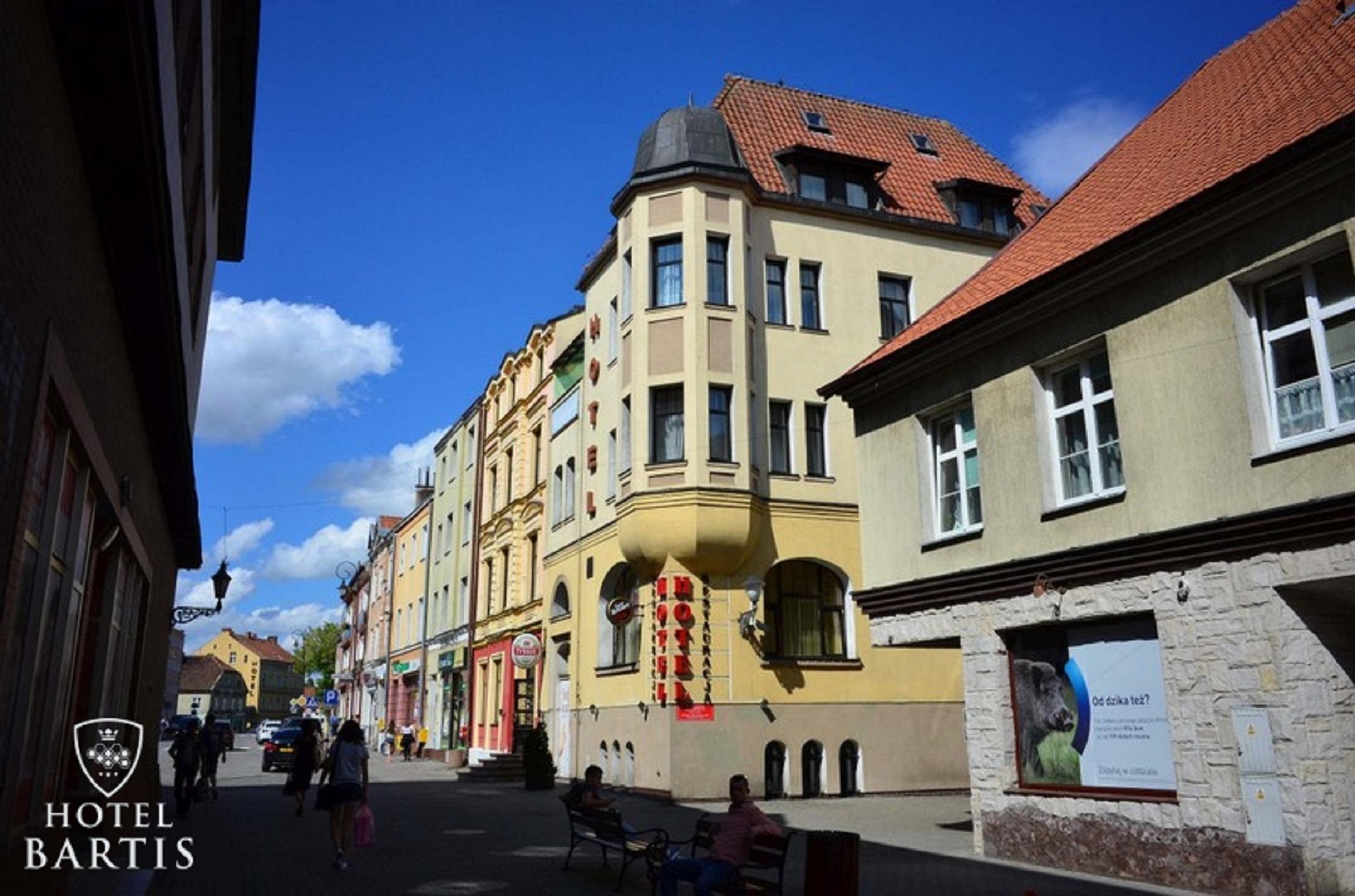 Hotels In Allenstein Gunstig Buchen Polen