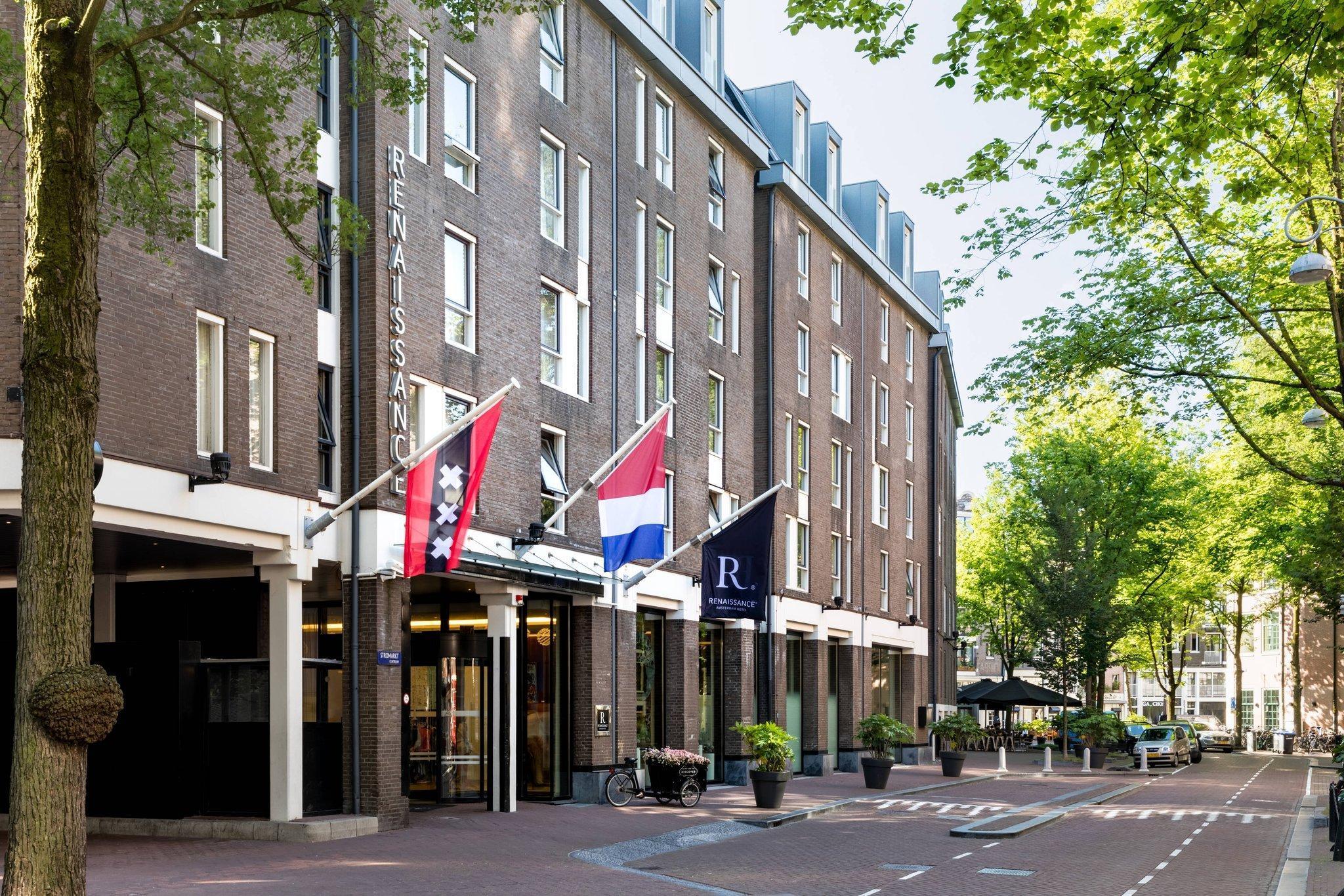 Hotels In Amsterdam Zentrum Gunstig Buchen Hotel De