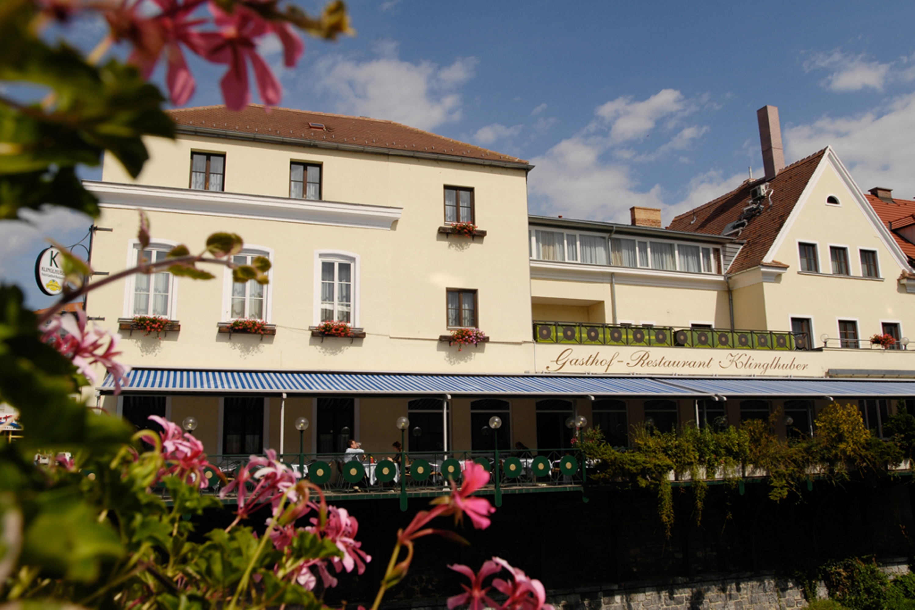 Hotel In Krems At The Donau Access Eastern Europes Economy