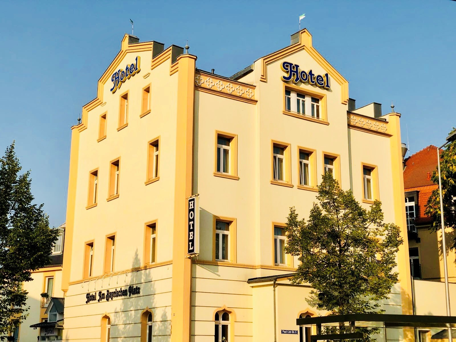 Völkerschlachtdenkmal In Leipzig Hotels In Der Nähe Auf Hotel De