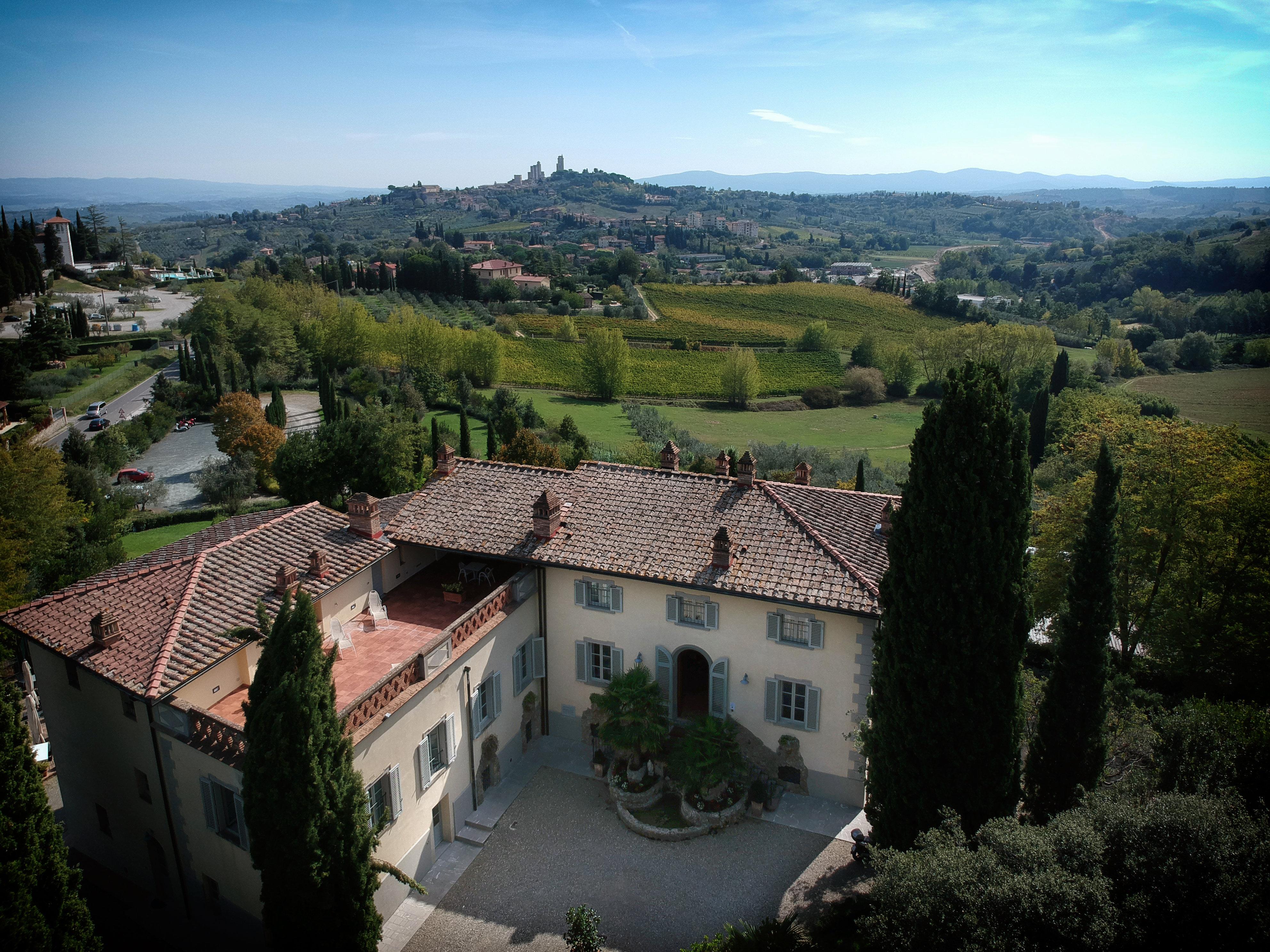 Finden Sie mit HRS Ihr Hotel in San Gimignano