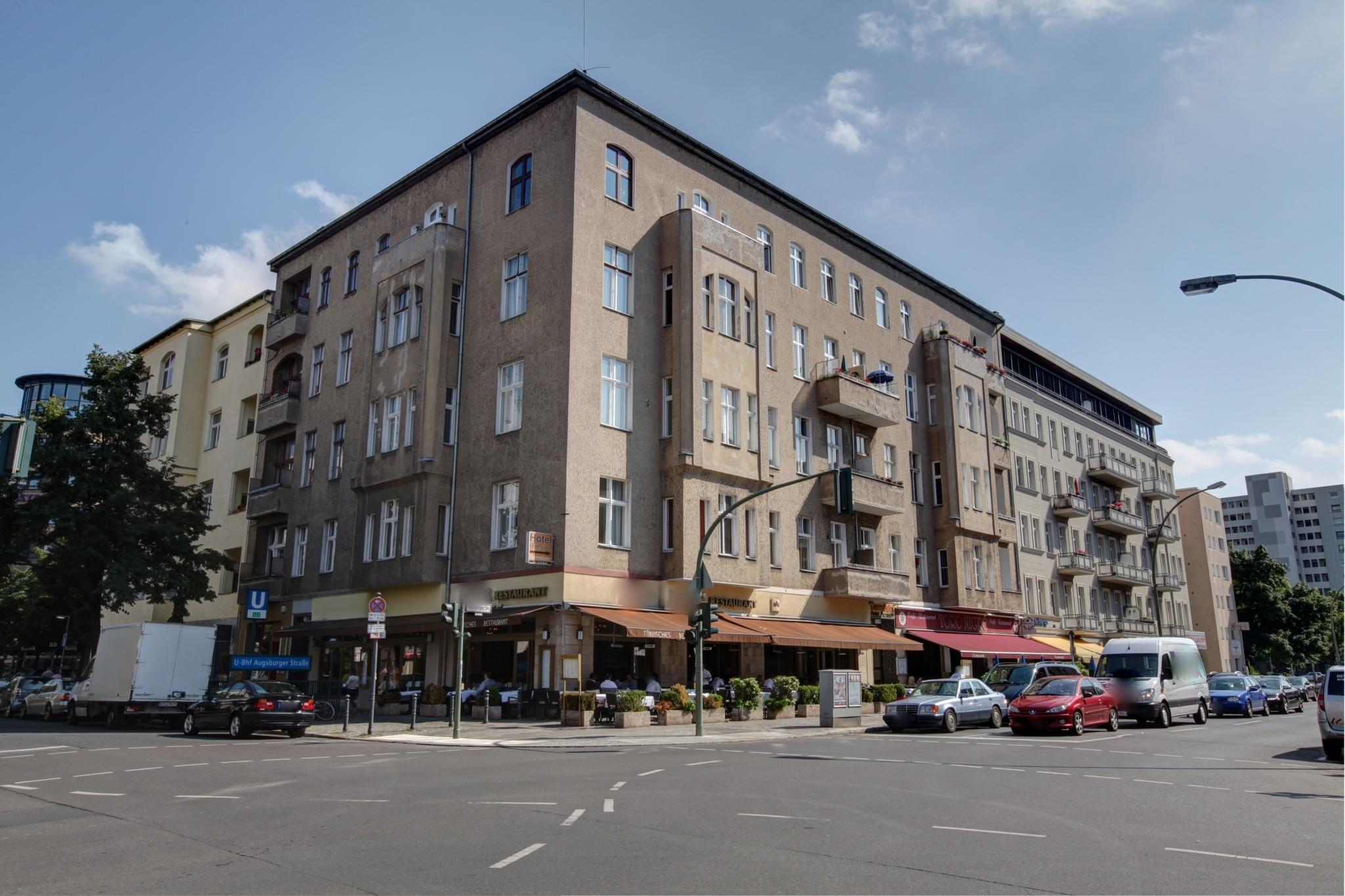Bernstein Salle De Bain hotel bernstein - berlin – hotel info