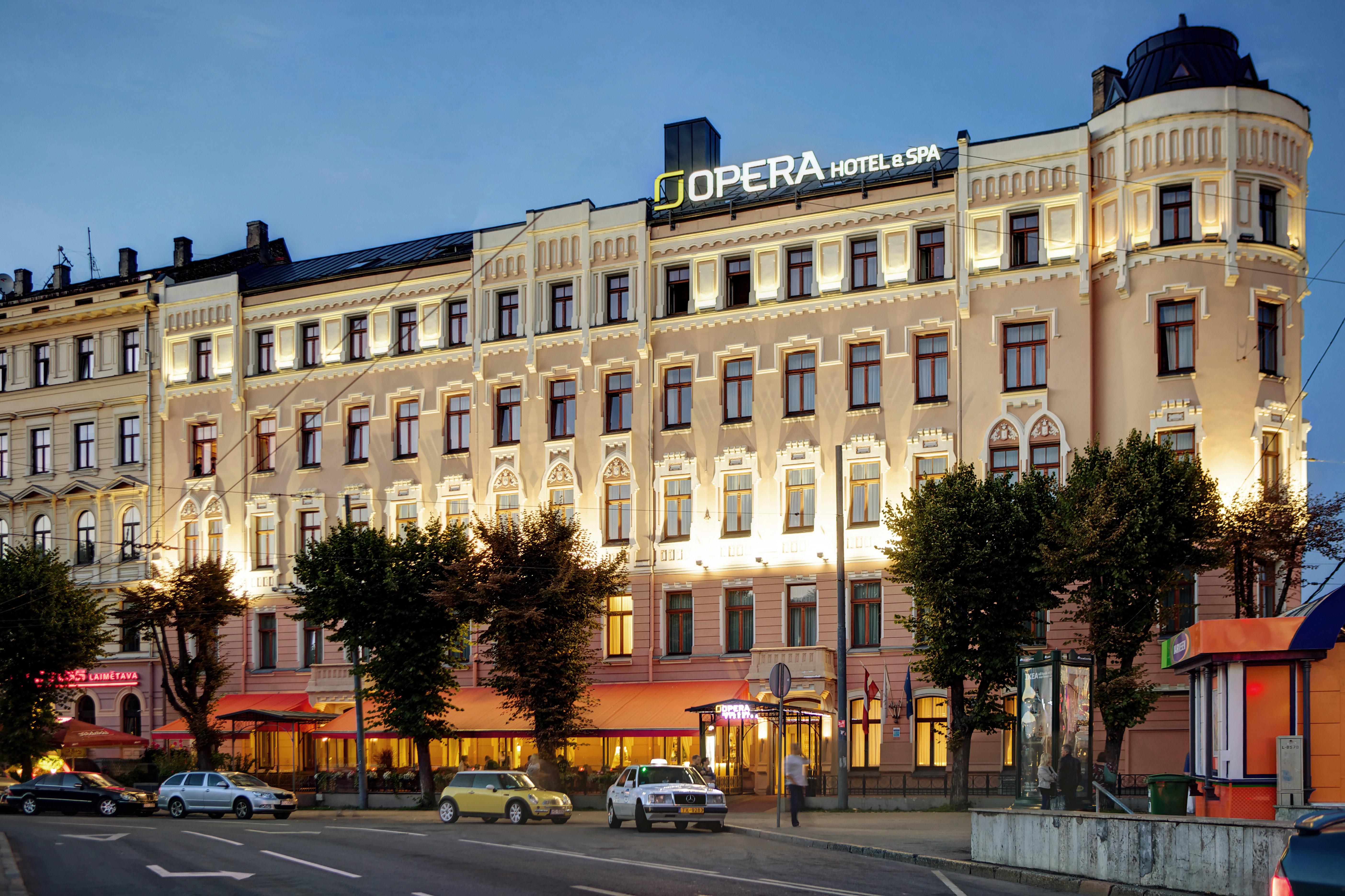 Günstige Hotels in Riga mit HRS finden