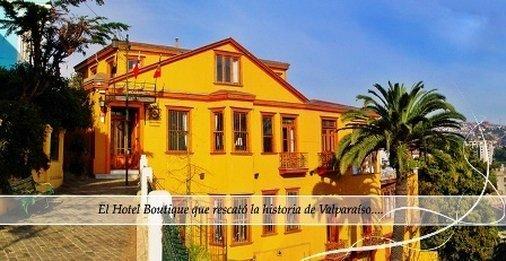 HRS bietet günstige Hotels in Valparaíso. Finden Sie jetzt Ihres!