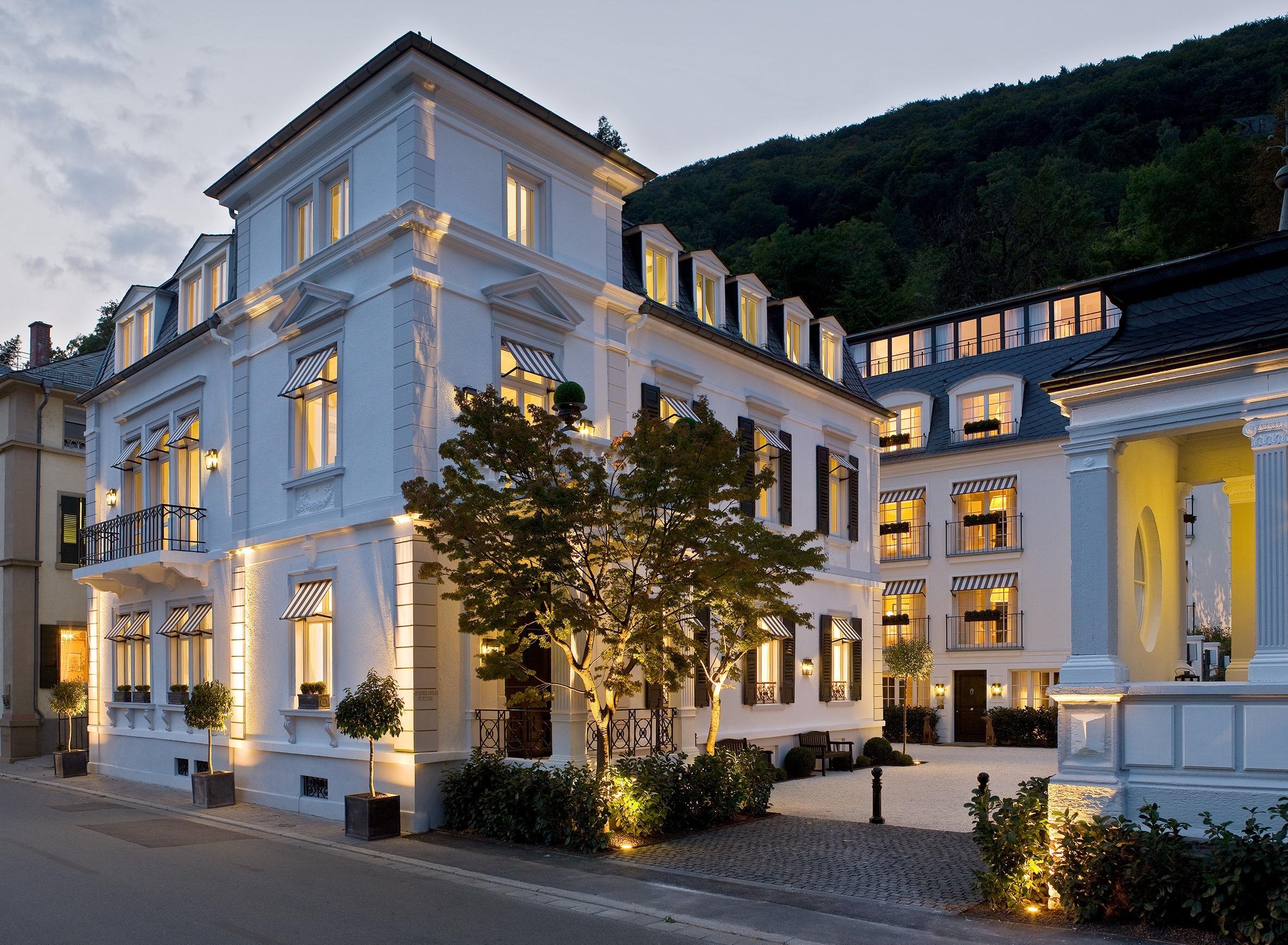 Finden Sie Die Schonsten Hotels In Der Heidelberger Altstadt