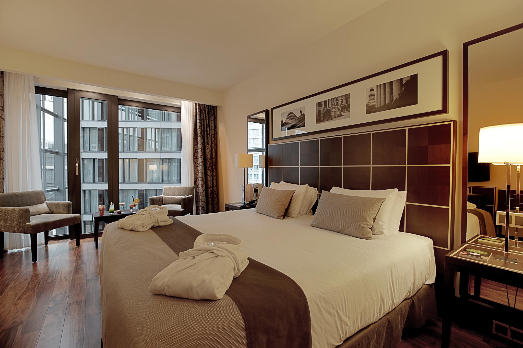 Hotels In Berlin Gunstig Buchen Hotel De